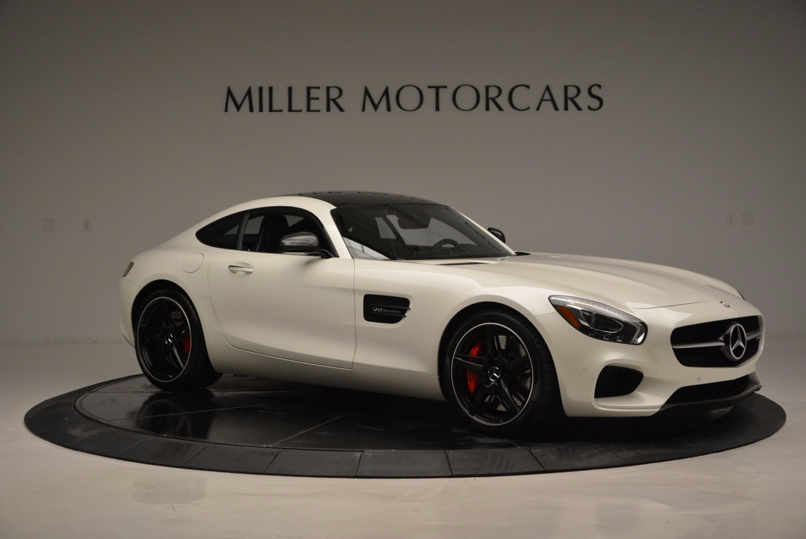 Used 2016 Mercedes Benz AMG GT S For Sale In Greenwich, CT. Alfa Romeo of Greenwich, 4360A 926_p10