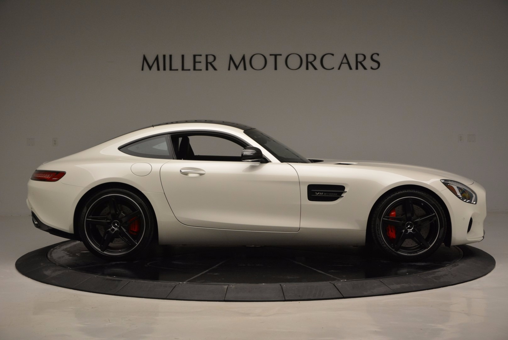 Used 2016 Mercedes Benz AMG GT S For Sale In Greenwich, CT. Alfa Romeo of Greenwich, 4360A 926_p9