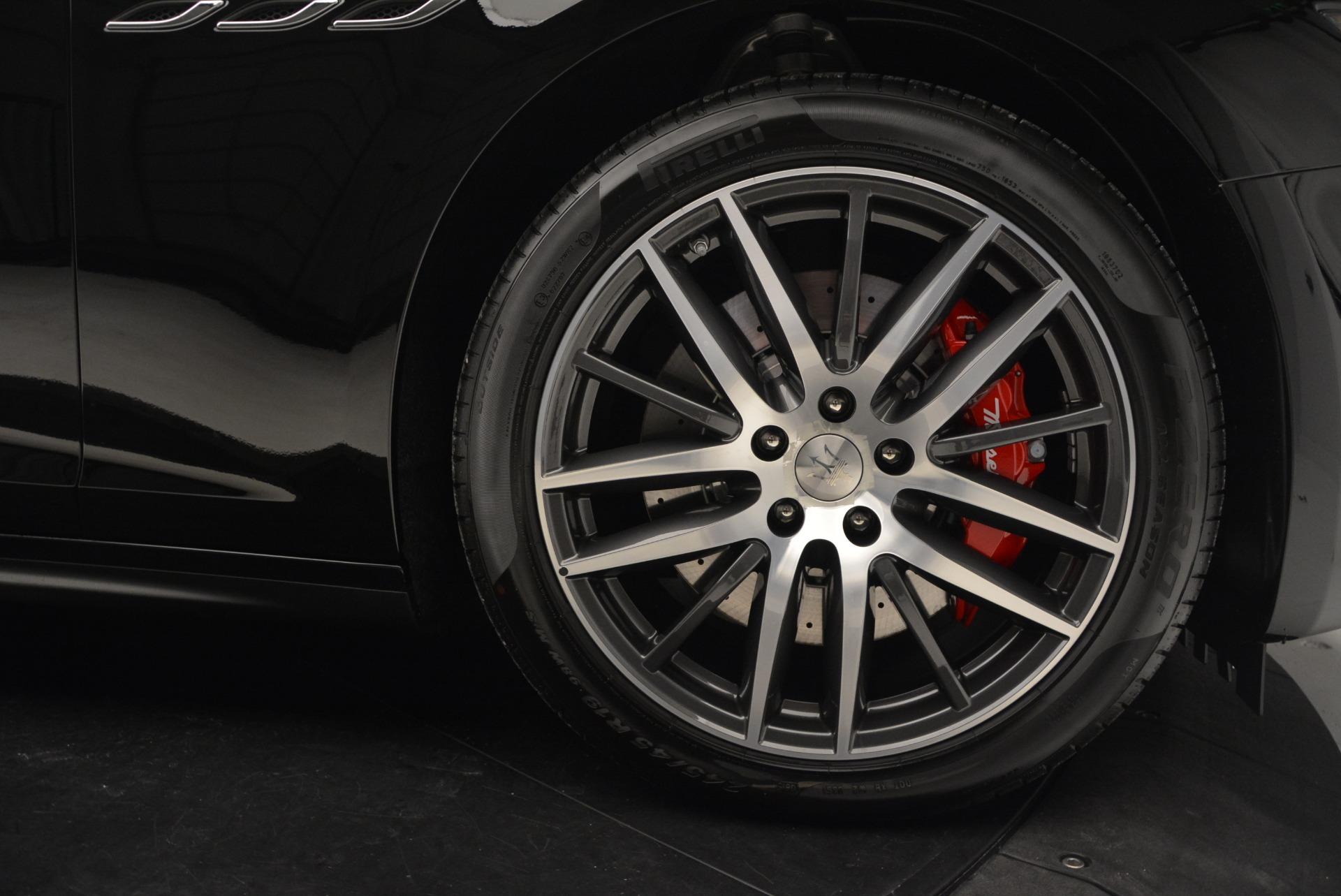 New 2017 Maserati Ghibli S Q4 For Sale In Greenwich, CT. Alfa Romeo of Greenwich, M1787 928_p22