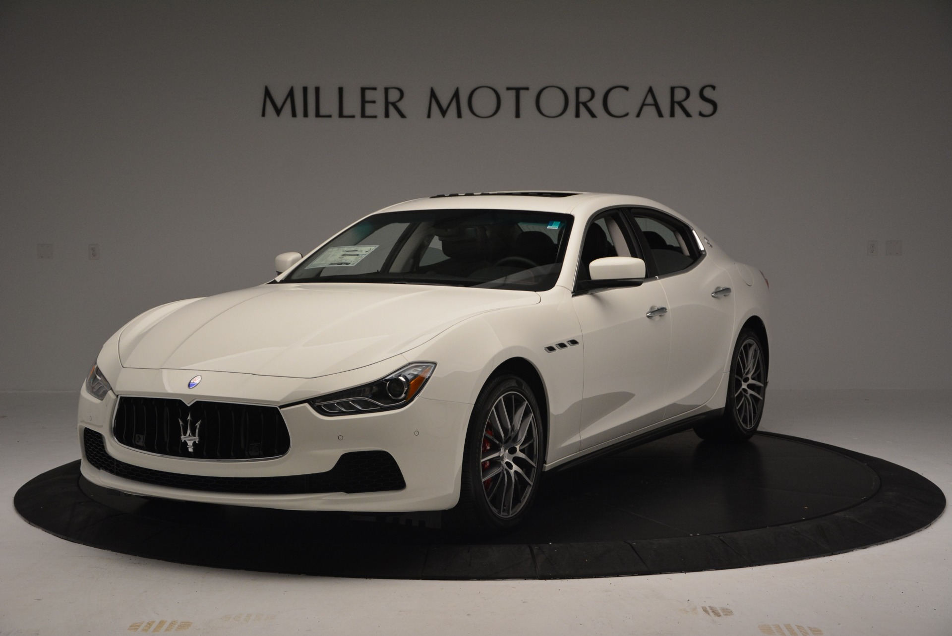 New 2017 Maserati Ghibli S Q4 For Sale In Greenwich, CT. Alfa Romeo of Greenwich, M1788 929_main