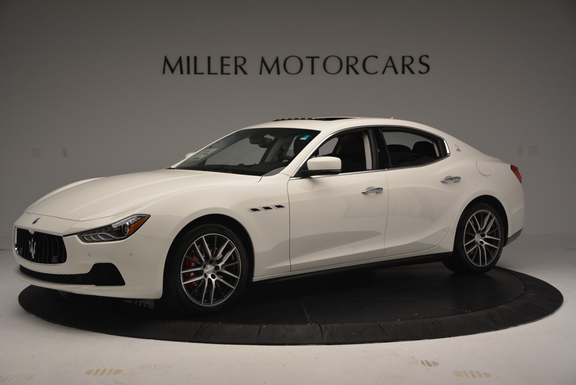 New 2017 Maserati Ghibli S Q4 For Sale In Greenwich, CT. Alfa Romeo of Greenwich, M1788 929_p2