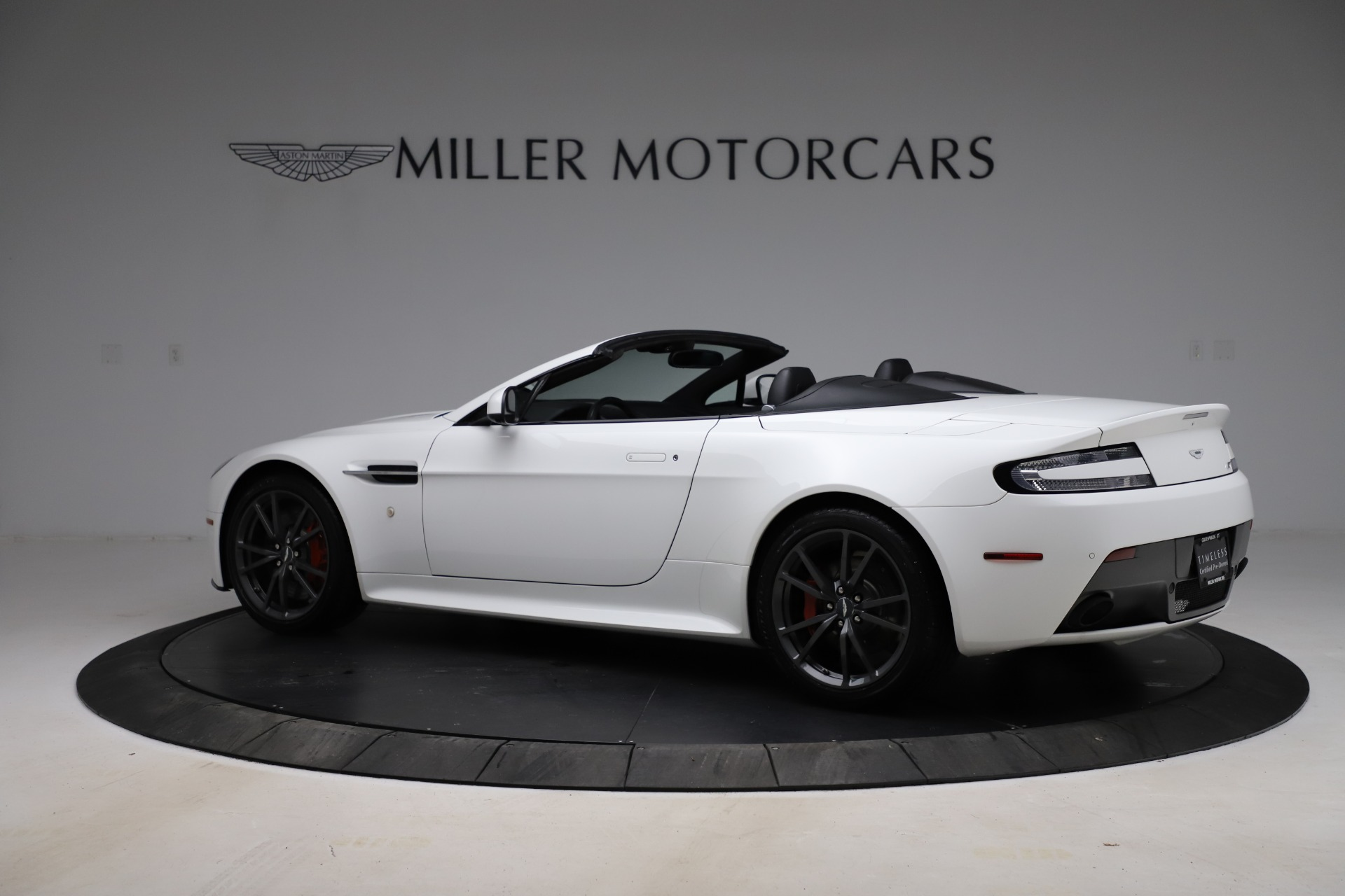 New 2015 Aston Martin Vantage GT GT Roadster For Sale In Greenwich, CT. Alfa Romeo of Greenwich, A1133 93_p3