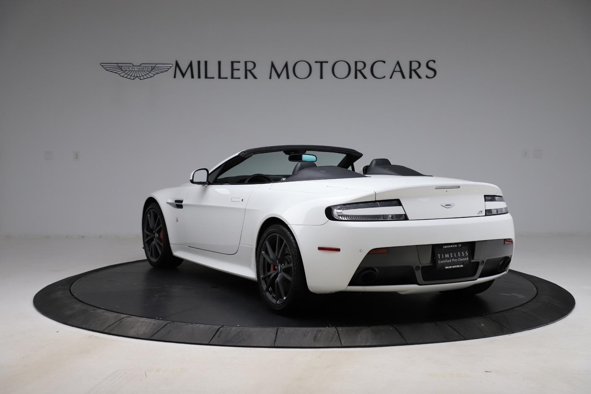 New 2015 Aston Martin Vantage GT GT Roadster For Sale In Greenwich, CT. Alfa Romeo of Greenwich, A1133 93_p4