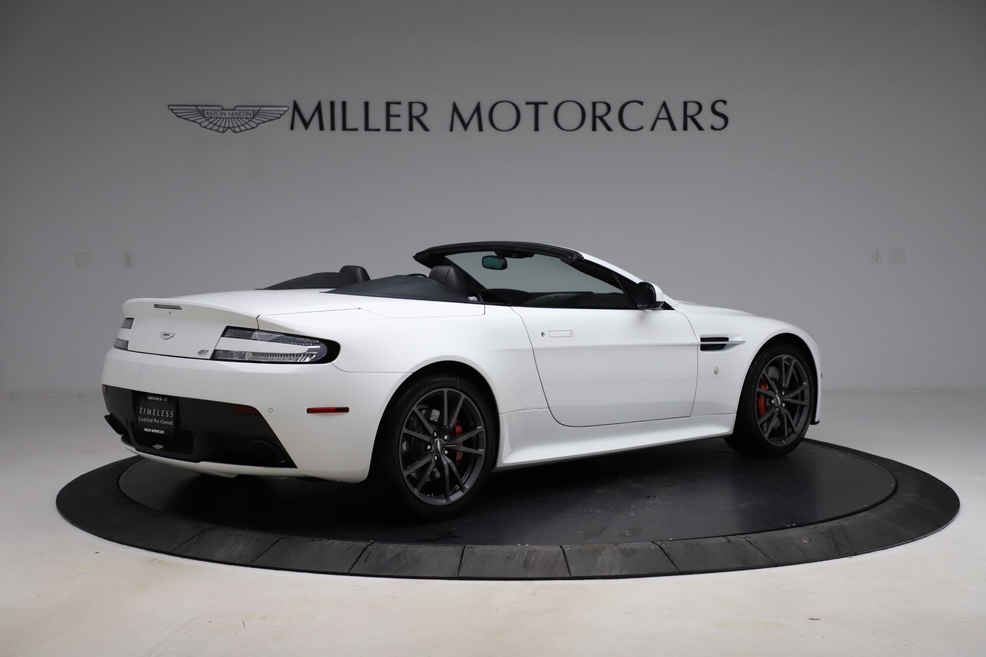 New 2015 Aston Martin Vantage GT GT Roadster For Sale In Greenwich, CT. Alfa Romeo of Greenwich, A1133 93_p7