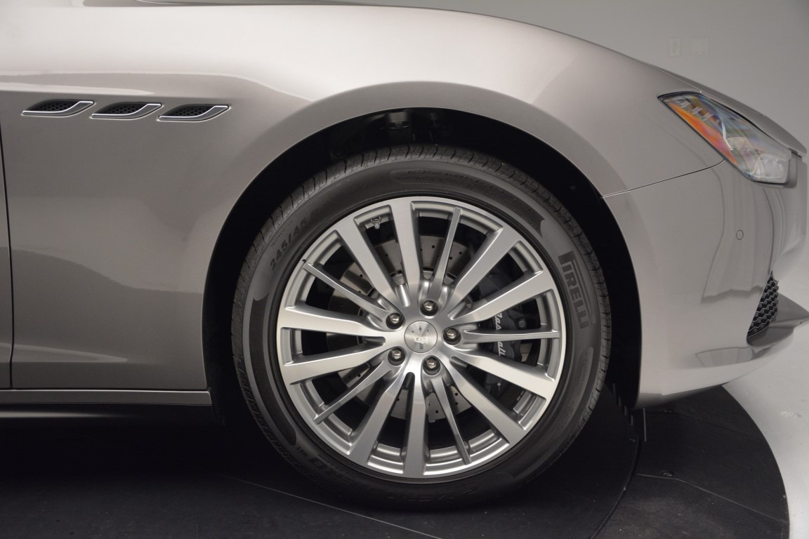 New 2017 Maserati Ghibli S Q4 For Sale In Greenwich, CT. Alfa Romeo of Greenwich, M1789 930_p13