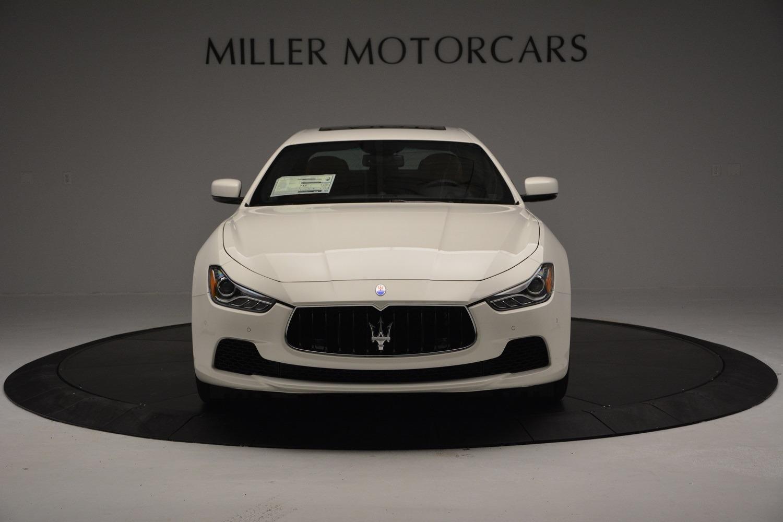 New 2017 Maserati Ghibli S Q4 For Sale In Greenwich, CT. Alfa Romeo of Greenwich, M1790 931_p12