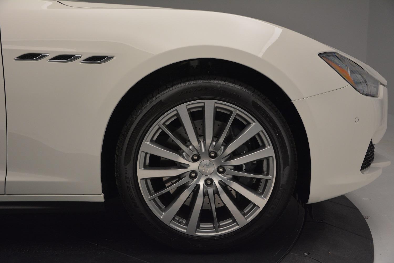 New 2017 Maserati Ghibli S Q4 For Sale In Greenwich, CT. Alfa Romeo of Greenwich, M1790 931_p21