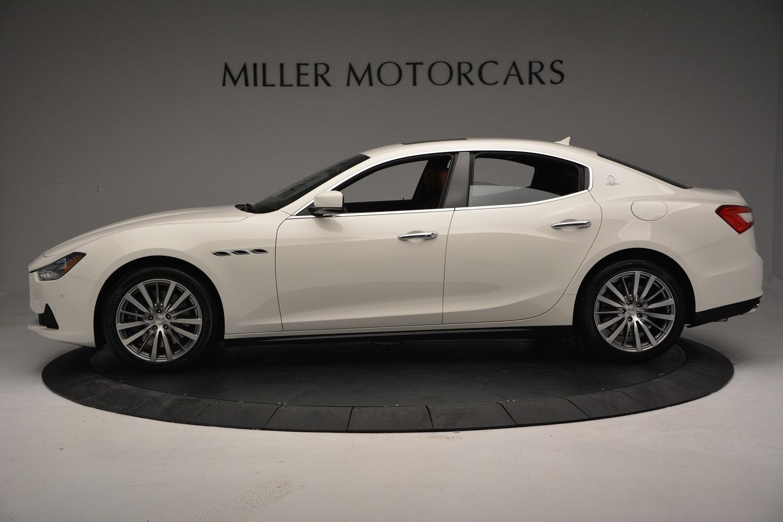 New 2017 Maserati Ghibli S Q4 For Sale In Greenwich, CT. Alfa Romeo of Greenwich, M1790 931_p3