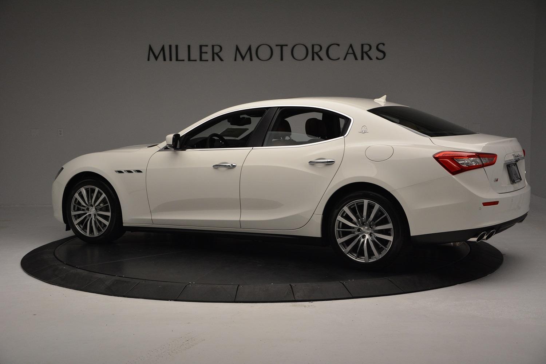 New 2017 Maserati Ghibli S Q4 For Sale In Greenwich, CT. Alfa Romeo of Greenwich, M1790 931_p4