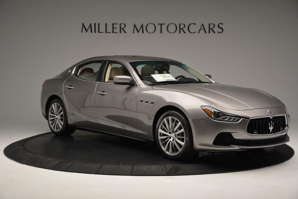 New 2017 Maserati Ghibli S Q4 For Sale In Greenwich, CT. Alfa Romeo of Greenwich, M1792 933_p11