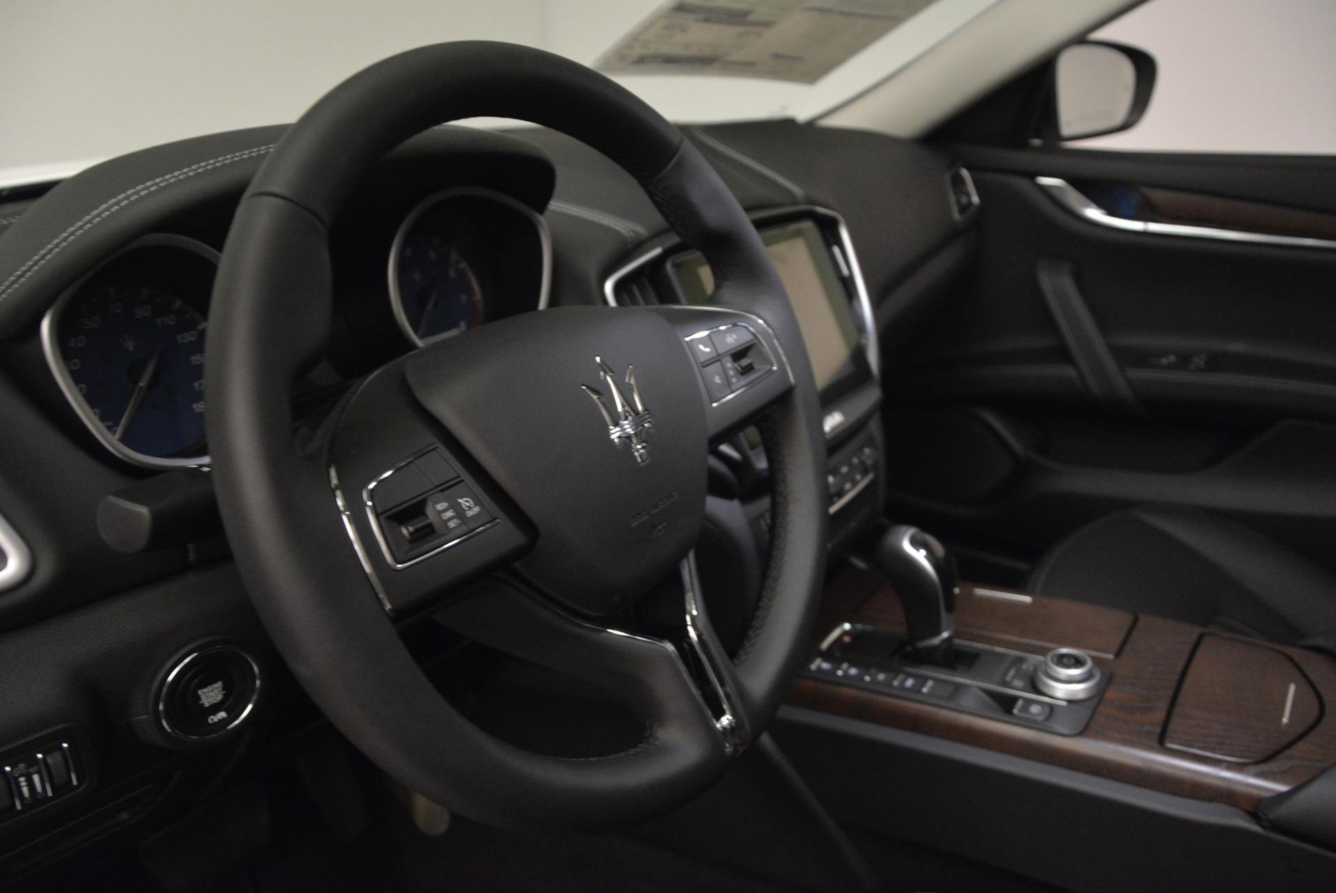 New 2017 Maserati Ghibli S Q4 For Sale In Greenwich, CT. Alfa Romeo of Greenwich, M1792 933_p16