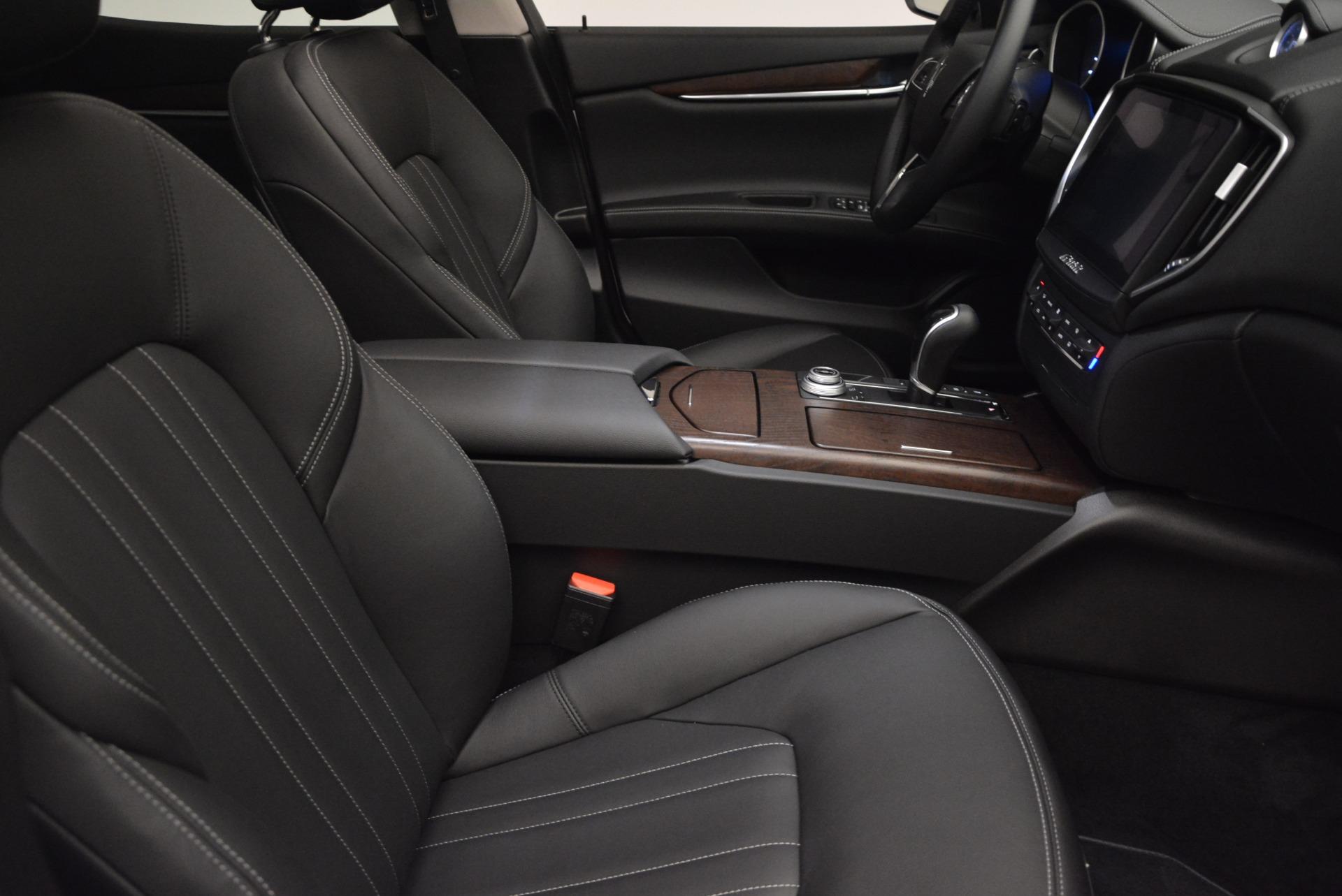 New 2017 Maserati Ghibli S Q4 For Sale In Greenwich, CT. Alfa Romeo of Greenwich, M1792 933_p21