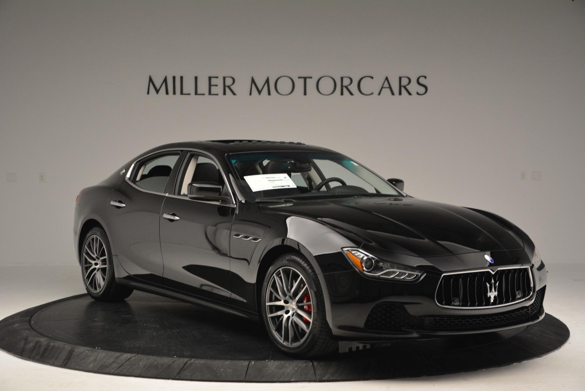 New 2017 Maserati Ghibli S Q4 For Sale In Greenwich, CT. Alfa Romeo of Greenwich, W409 934_p11