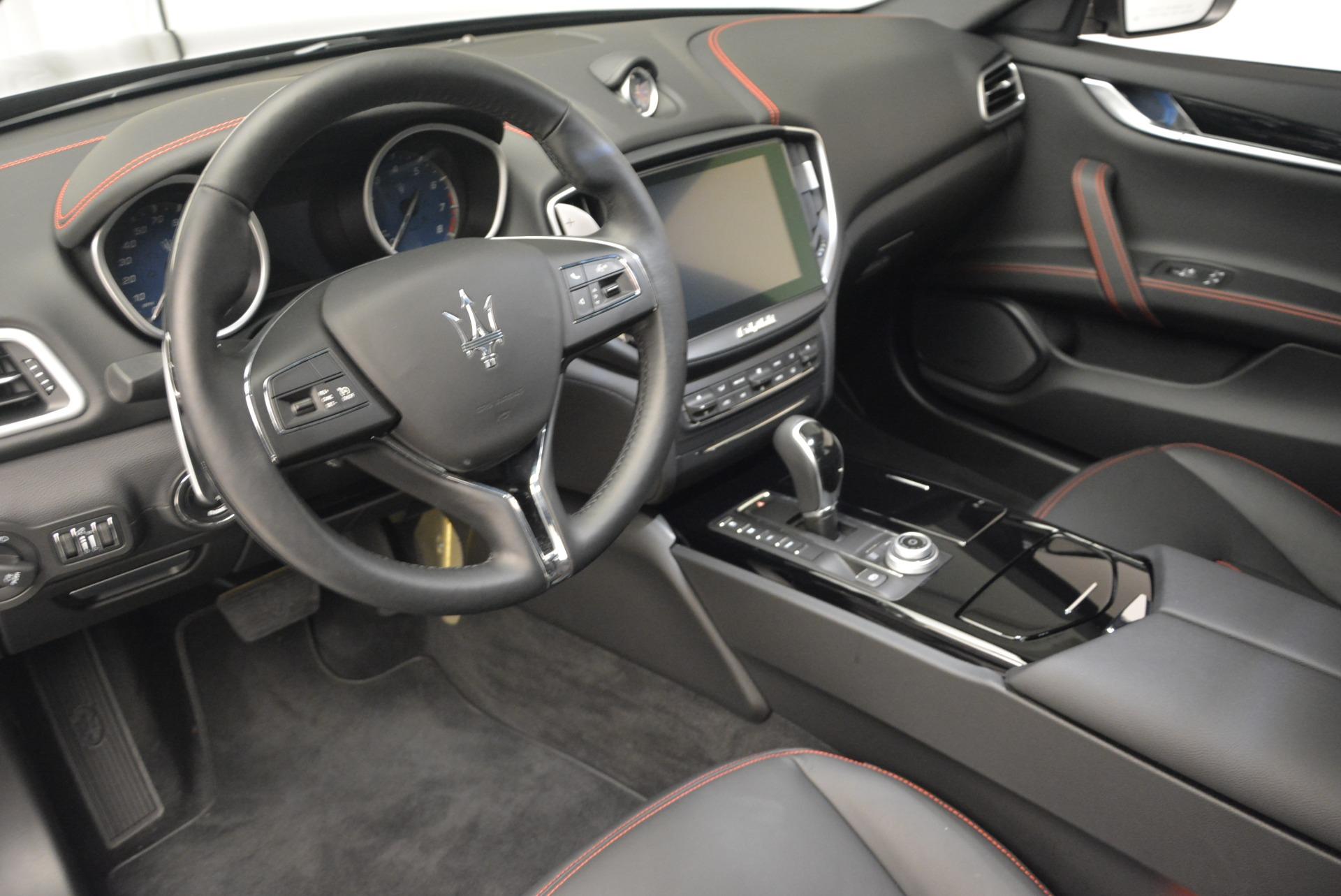 New 2017 Maserati Ghibli S Q4 For Sale In Greenwich, CT. Alfa Romeo of Greenwich, W409 934_p13