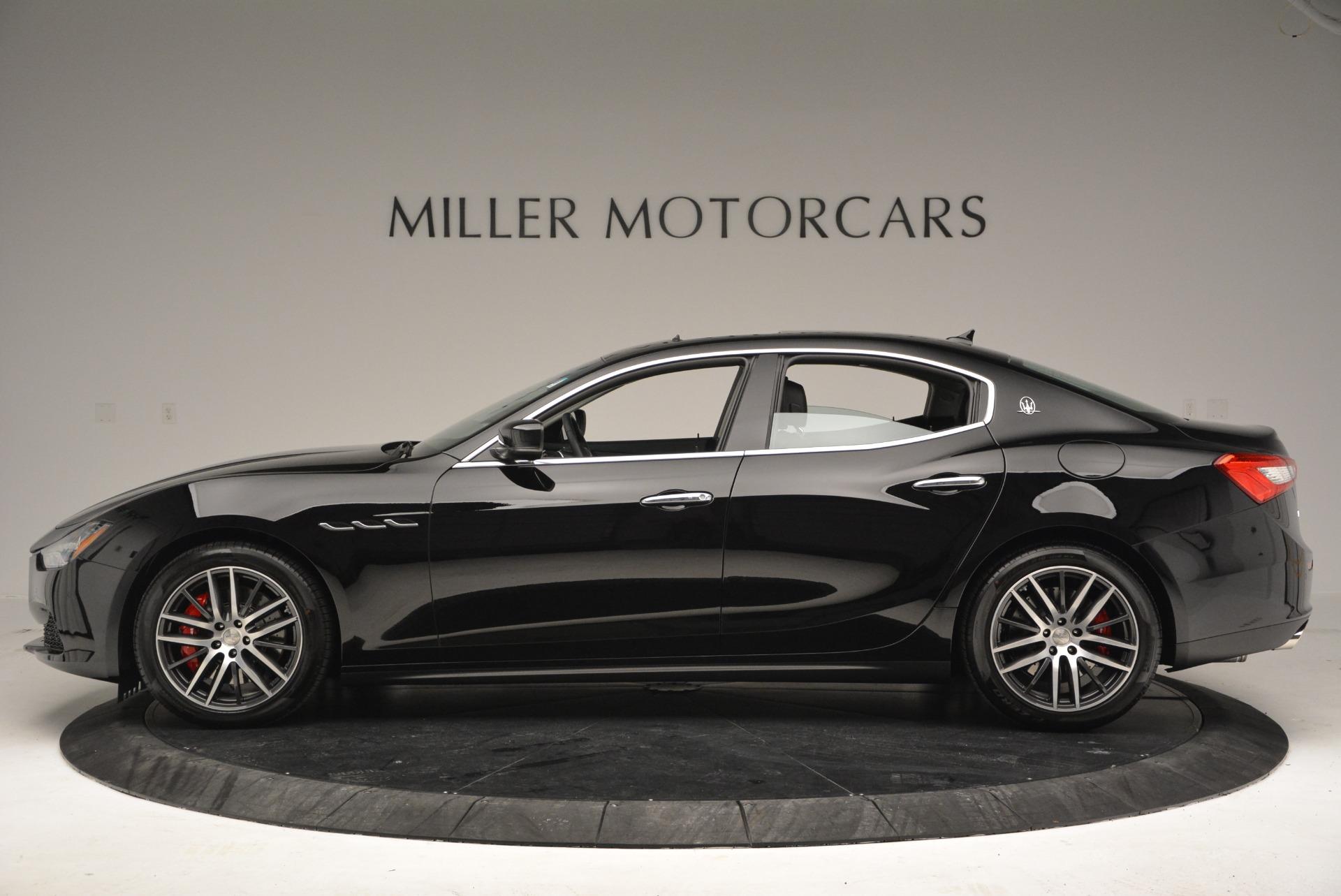 New 2017 Maserati Ghibli S Q4 For Sale In Greenwich, CT. Alfa Romeo of Greenwich, W409 934_p3
