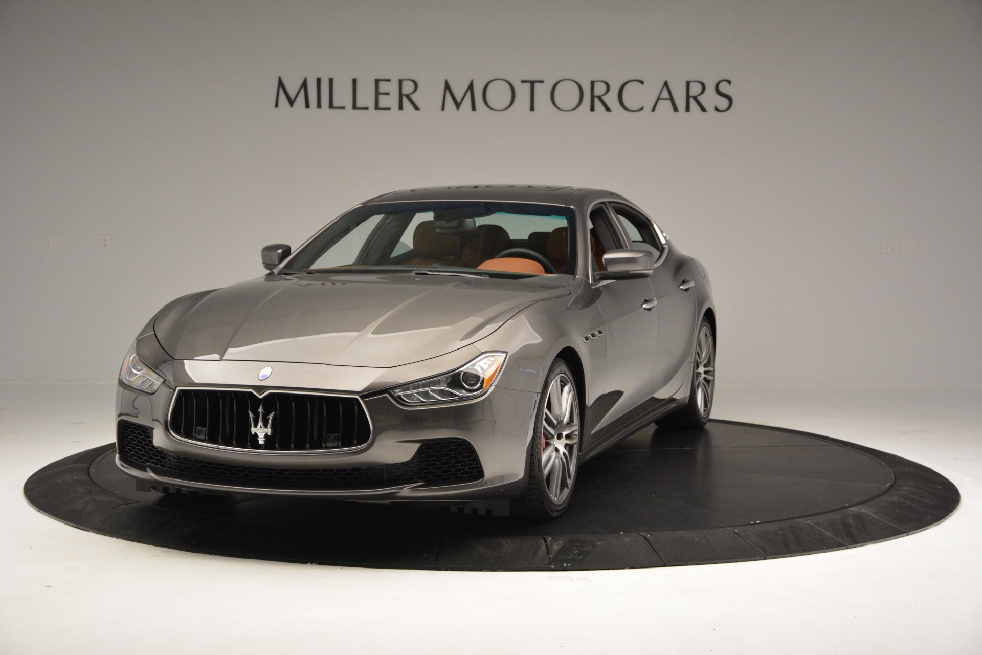 New 2017 Maserati Ghibli S Q4 For Sale In Greenwich, CT. Alfa Romeo of Greenwich, W410 935_main