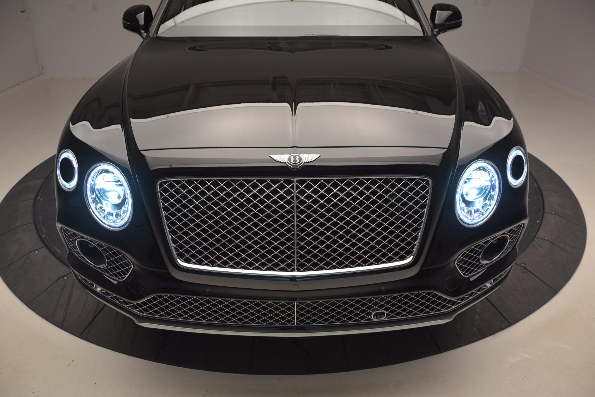 New 2017 Bentley Bentayga  For Sale In Greenwich, CT. Alfa Romeo of Greenwich, B1189 941_p16