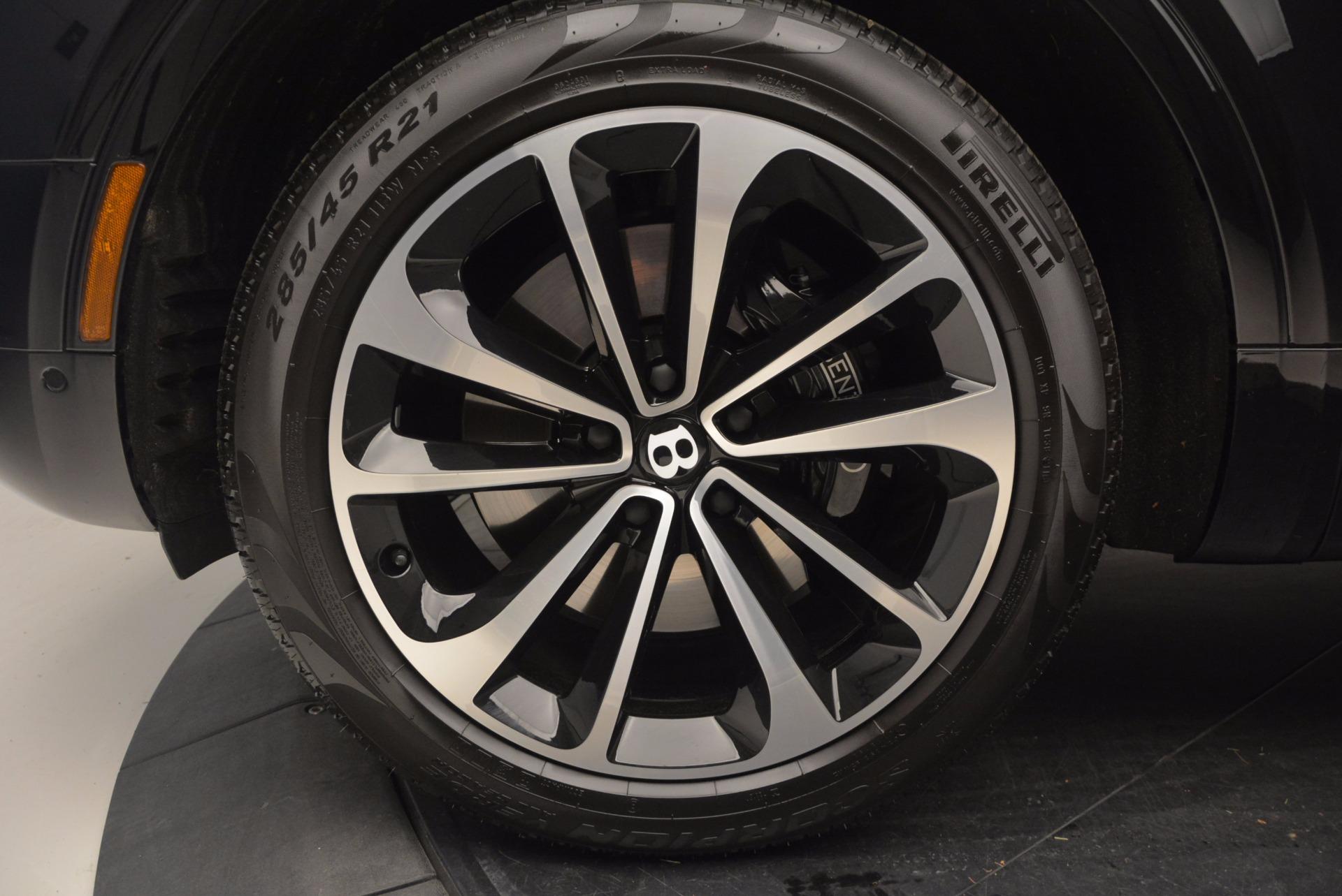 New 2017 Bentley Bentayga  For Sale In Greenwich, CT. Alfa Romeo of Greenwich, B1189 941_p19