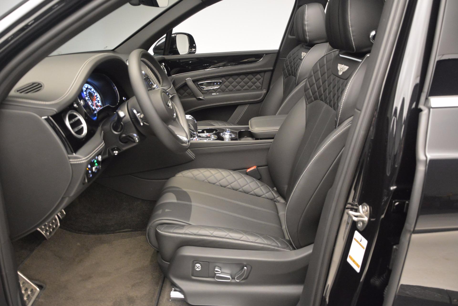 New 2017 Bentley Bentayga  For Sale In Greenwich, CT. Alfa Romeo of Greenwich, B1189 941_p22