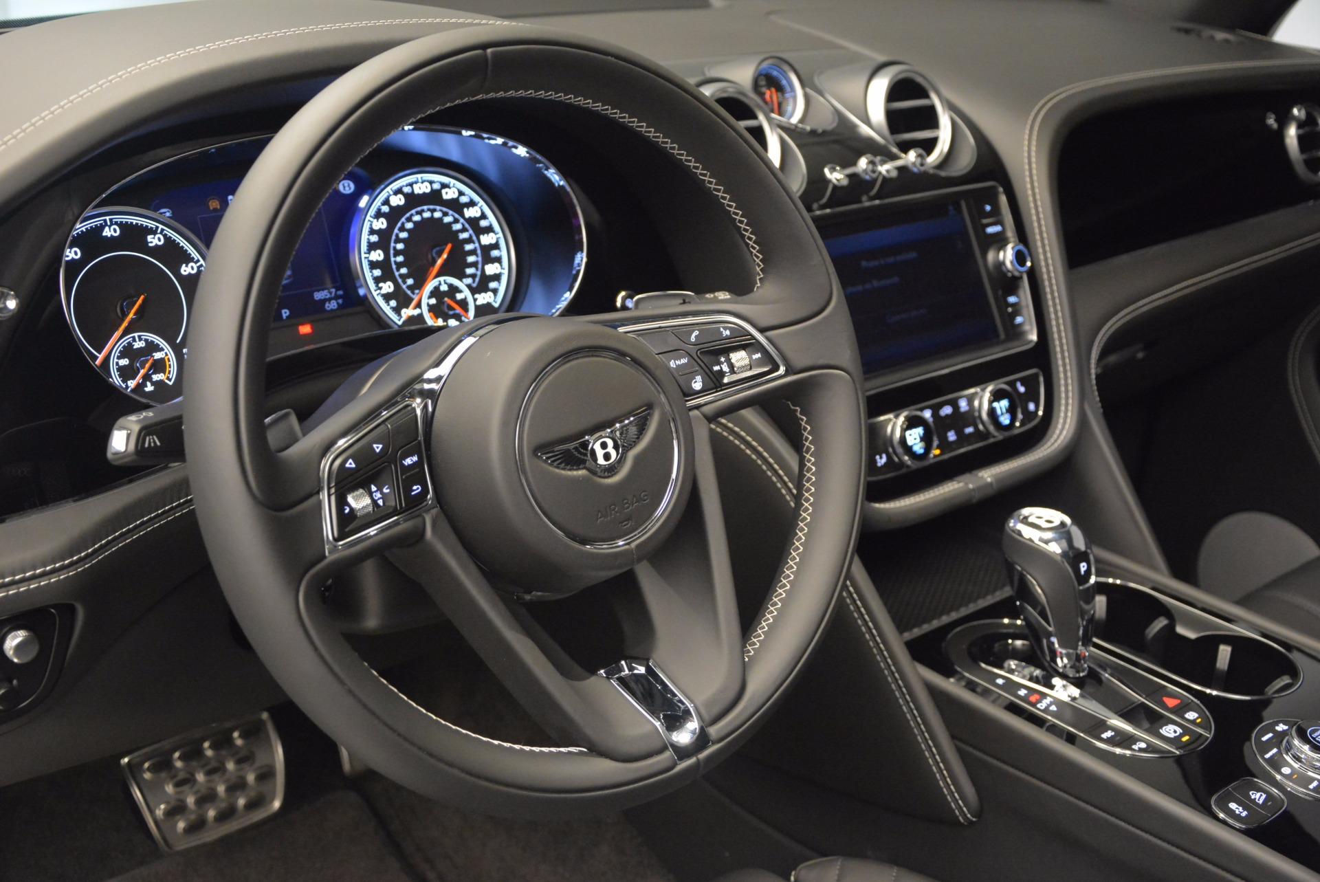 New 2017 Bentley Bentayga  For Sale In Greenwich, CT. Alfa Romeo of Greenwich, B1189 941_p24