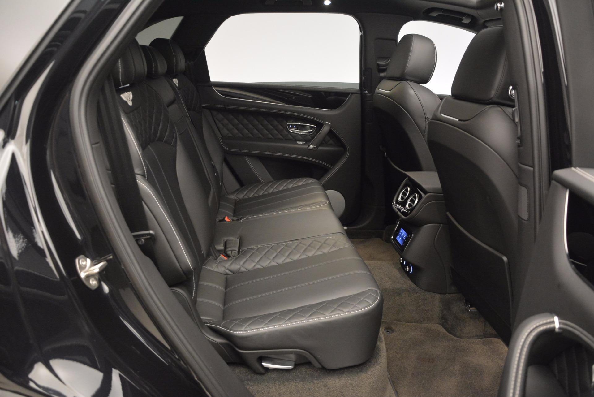 New 2017 Bentley Bentayga  For Sale In Greenwich, CT. Alfa Romeo of Greenwich, B1189 941_p34