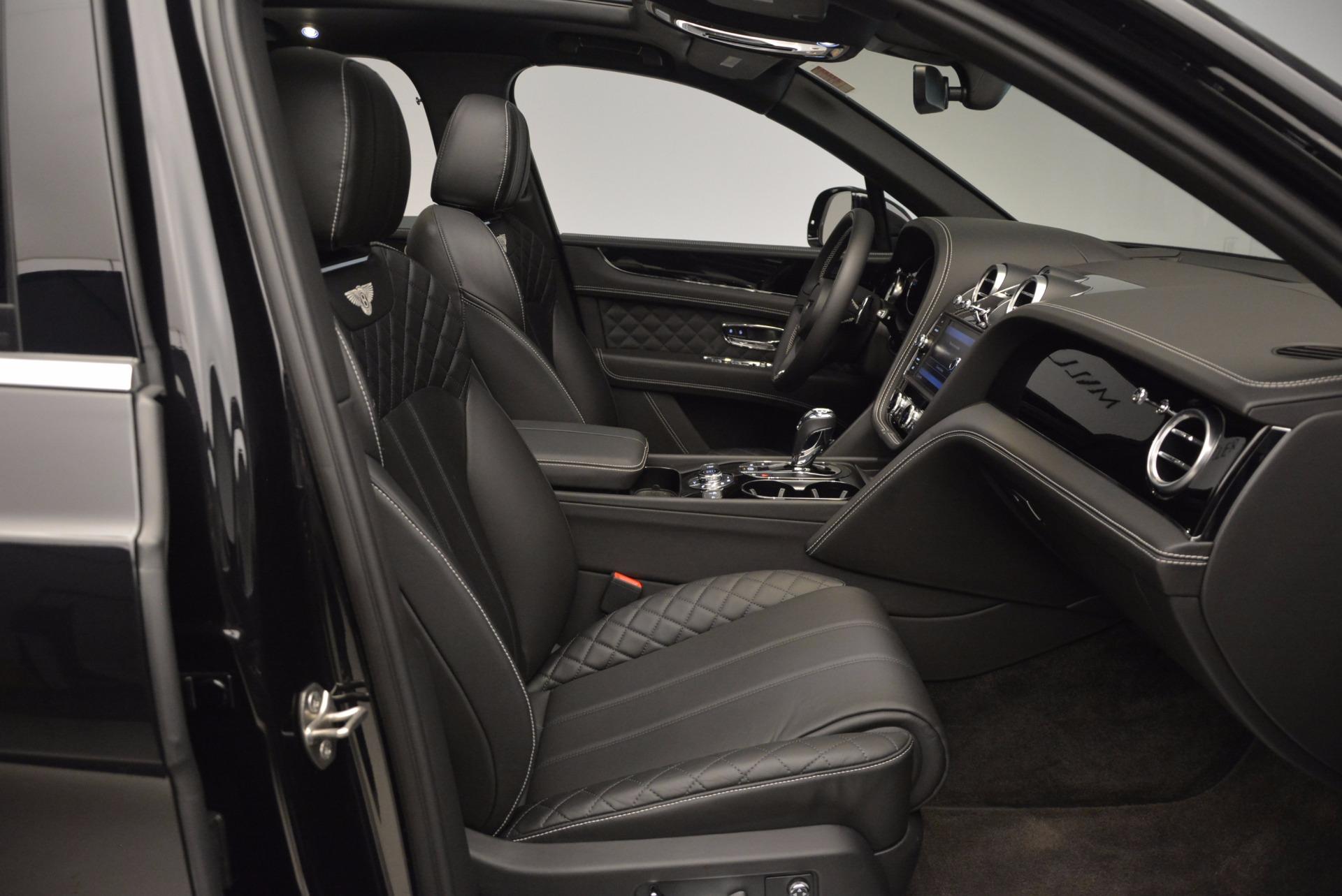 New 2017 Bentley Bentayga  For Sale In Greenwich, CT. Alfa Romeo of Greenwich, B1189 941_p38