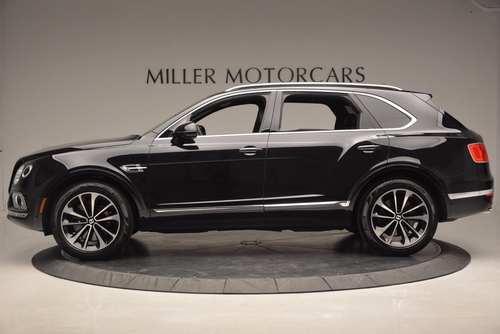 New 2017 Bentley Bentayga  For Sale In Greenwich, CT. Alfa Romeo of Greenwich, B1189 941_p3