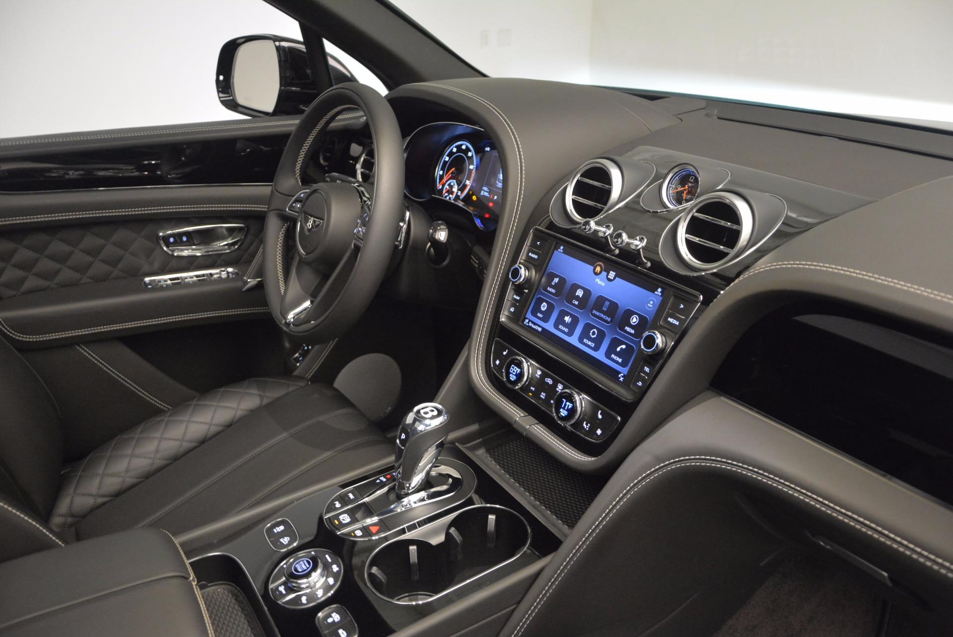 New 2017 Bentley Bentayga  For Sale In Greenwich, CT. Alfa Romeo of Greenwich, B1189 941_p40