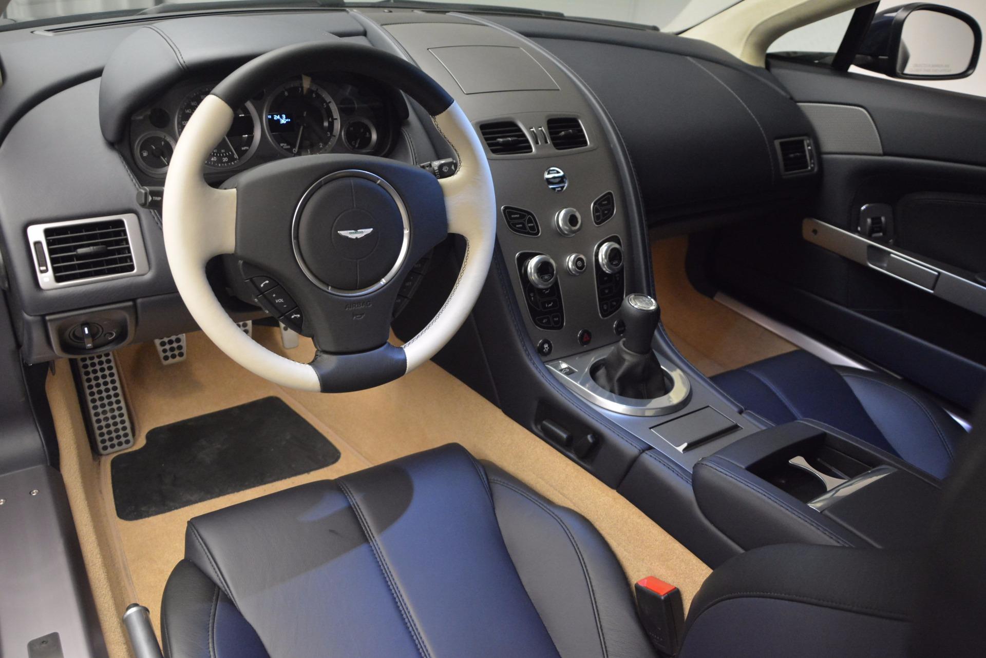 Used 2016 Aston Martin V8 Vantage  For Sale In Greenwich, CT. Alfa Romeo of Greenwich, A1212A 942_p14