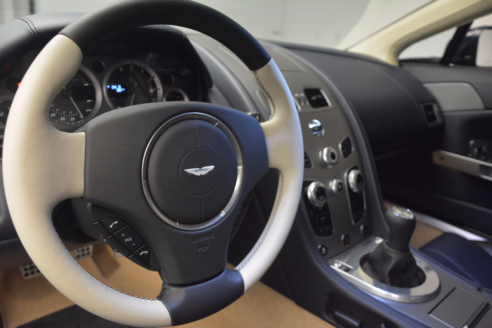 Used 2016 Aston Martin V8 Vantage  For Sale In Greenwich, CT. Alfa Romeo of Greenwich, A1212A 942_p16
