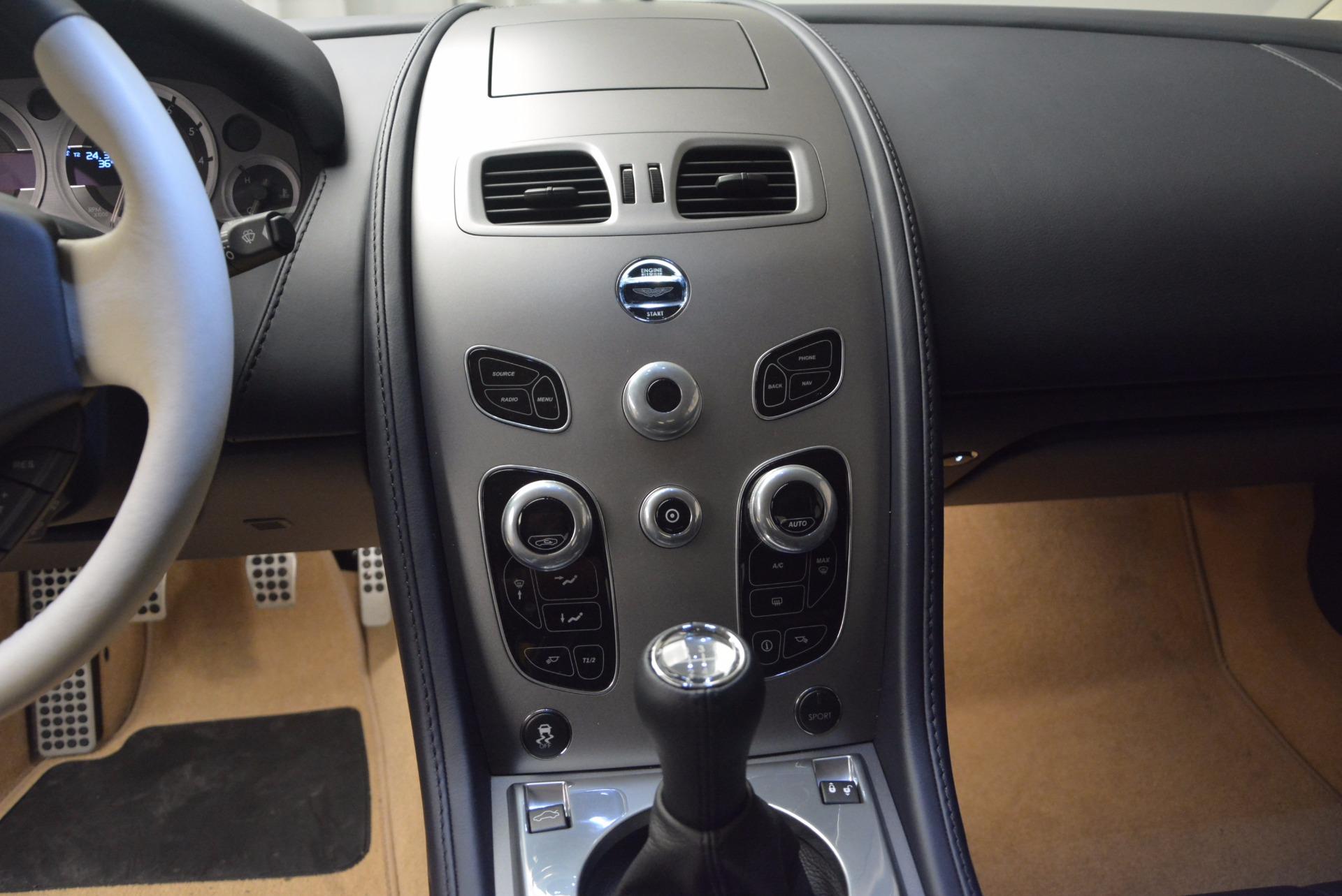 Used 2016 Aston Martin V8 Vantage  For Sale In Greenwich, CT. Alfa Romeo of Greenwich, A1212A 942_p17