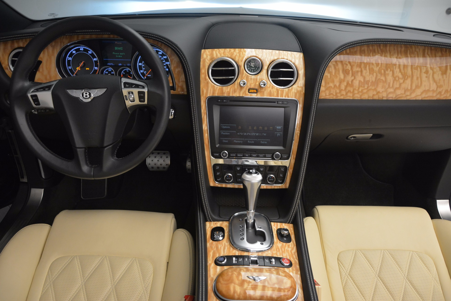 Used 2013 Bentley Continental GT V8 For Sale In Greenwich, CT. Alfa Romeo of Greenwich, 7144 945_p51