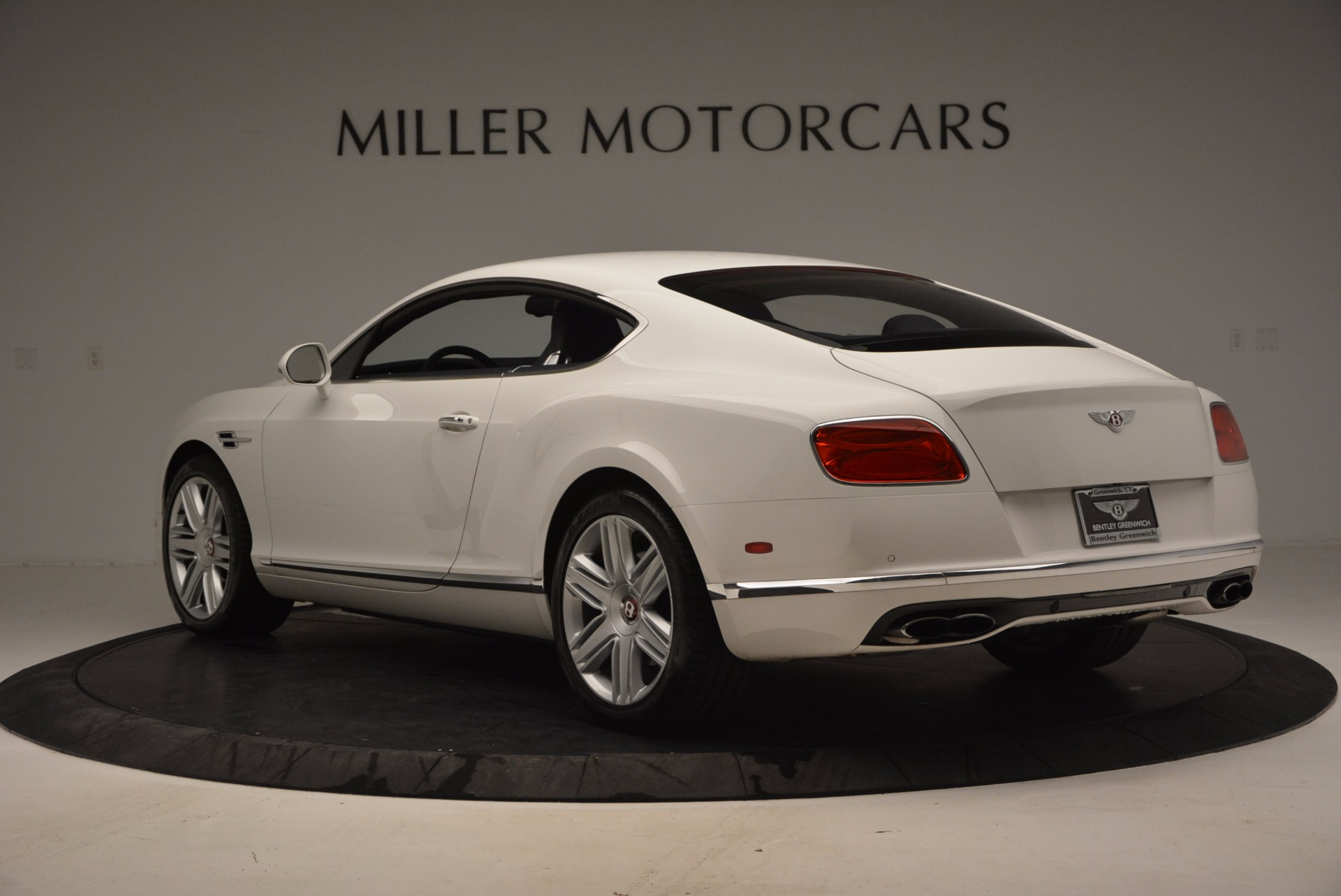 Used 2016 Bentley Continental GT V8 For Sale In Greenwich, CT. Alfa Romeo of Greenwich, 7156 946_p4