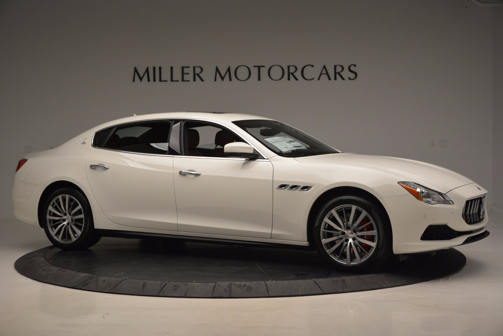 New 2017 Maserati Quattroporte SQ4 For Sale In Greenwich, CT. Alfa Romeo of Greenwich, M1776 947_p10