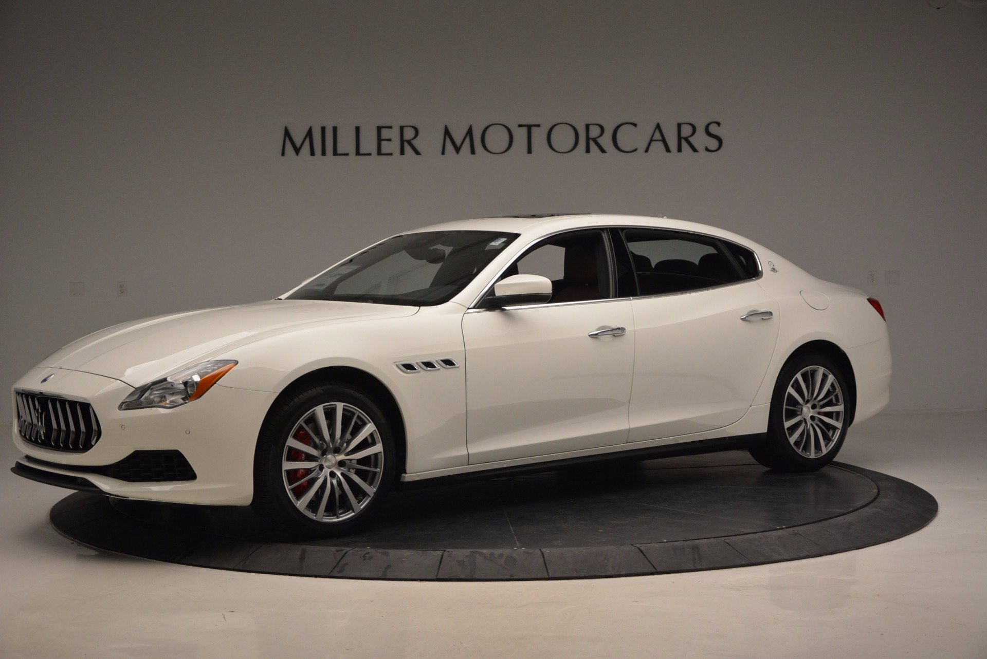 New 2017 Maserati Quattroporte SQ4 For Sale In Greenwich, CT. Alfa Romeo of Greenwich, M1776 947_p2