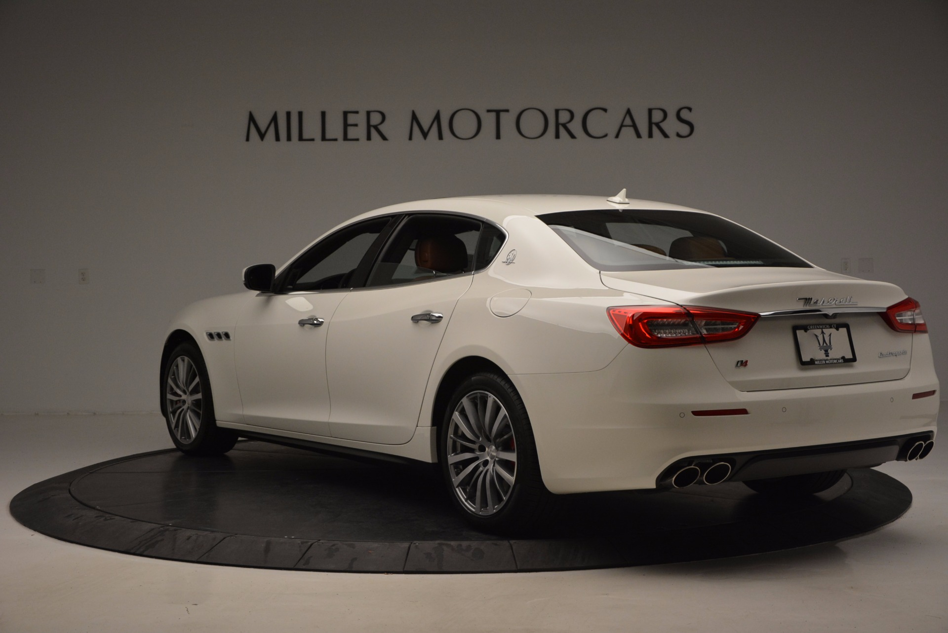 New 2017 Maserati Quattroporte SQ4 For Sale In Greenwich, CT. Alfa Romeo of Greenwich, M1776 947_p5