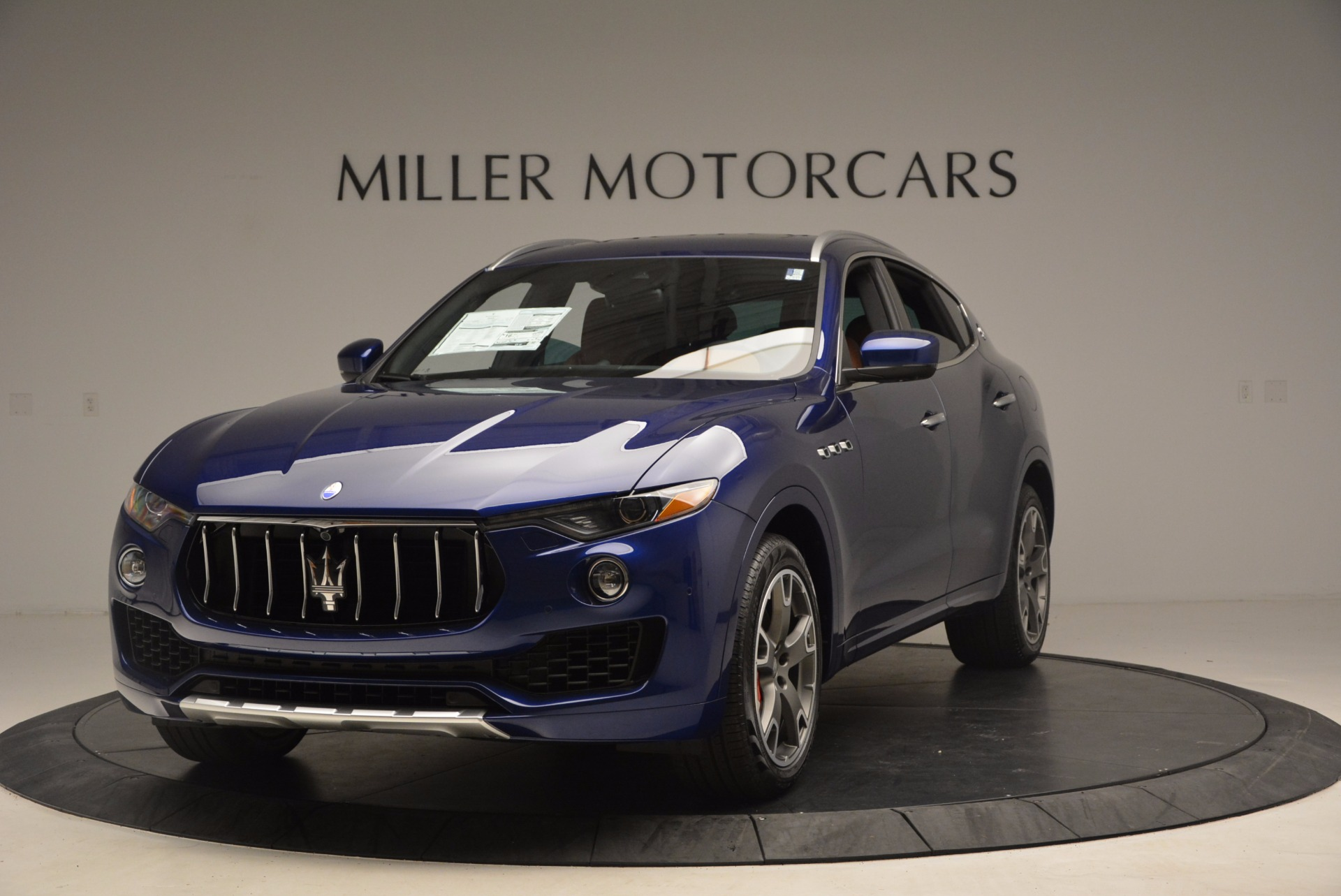 New 2017 Maserati Levante S For Sale In Greenwich, CT. Alfa Romeo of Greenwich, W397