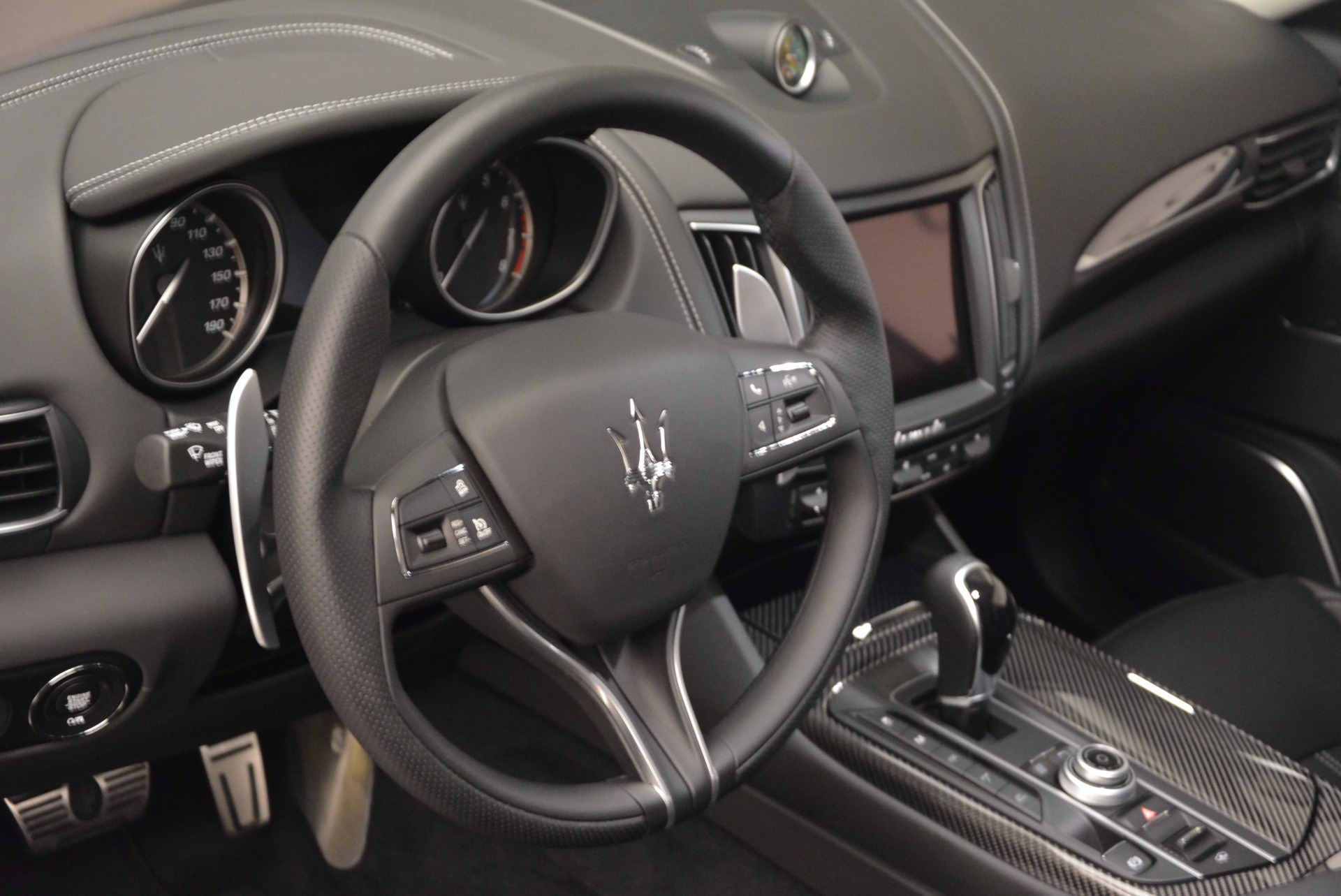New 2017 Maserati Levante S For Sale In Greenwich, CT. Alfa Romeo of Greenwich, W511 949_p11