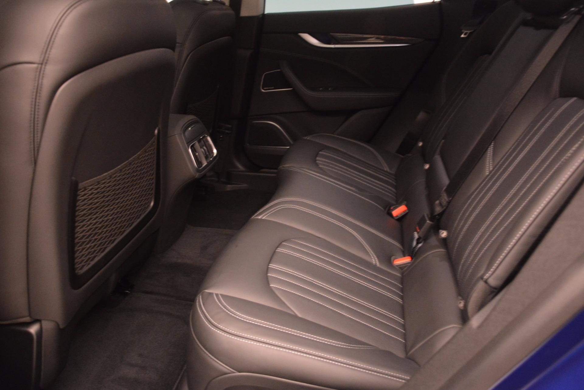 New 2017 Maserati Levante S For Sale In Greenwich, CT. Alfa Romeo of Greenwich, W511 949_p16