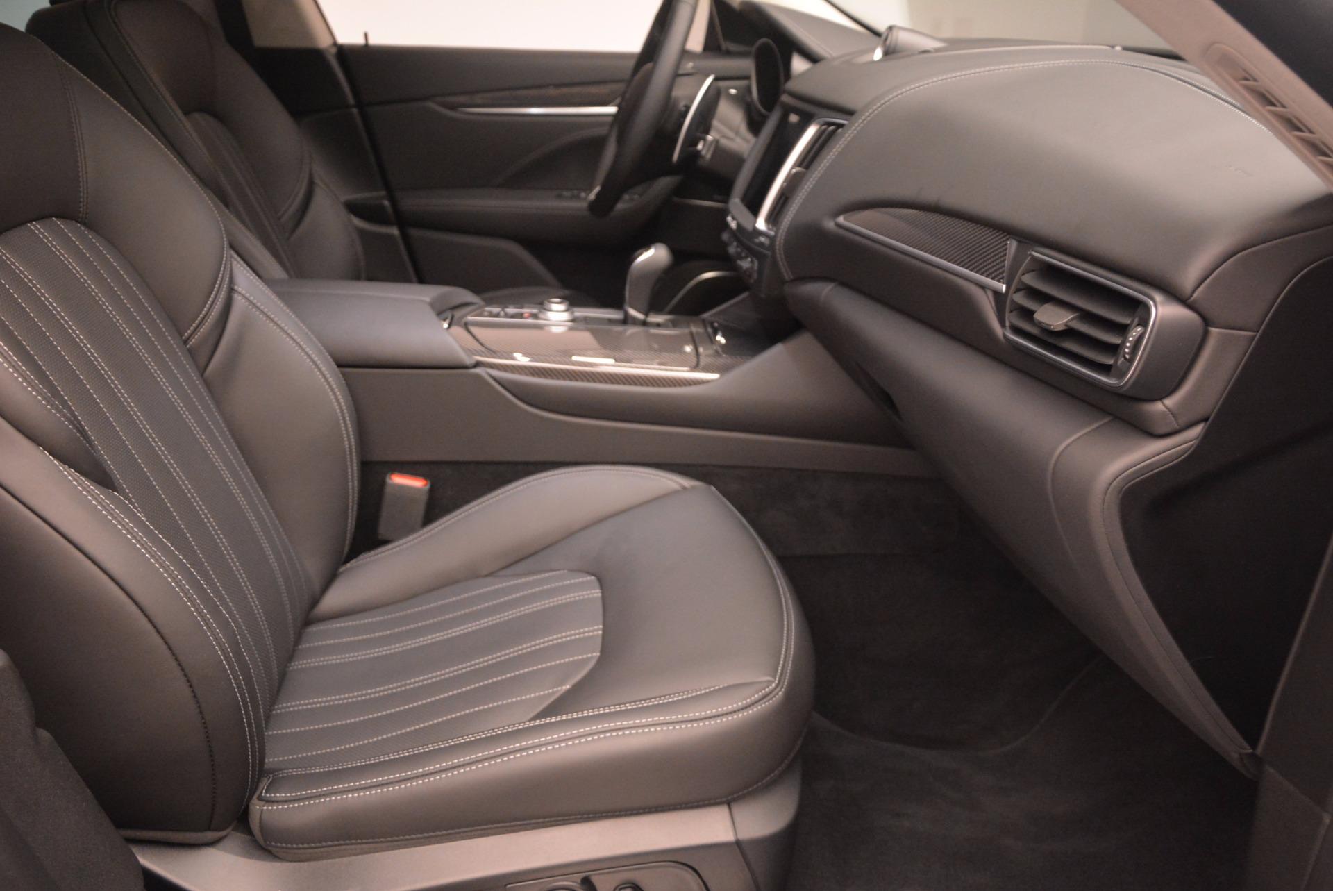 New 2017 Maserati Levante S For Sale In Greenwich, CT. Alfa Romeo of Greenwich, W511 949_p20