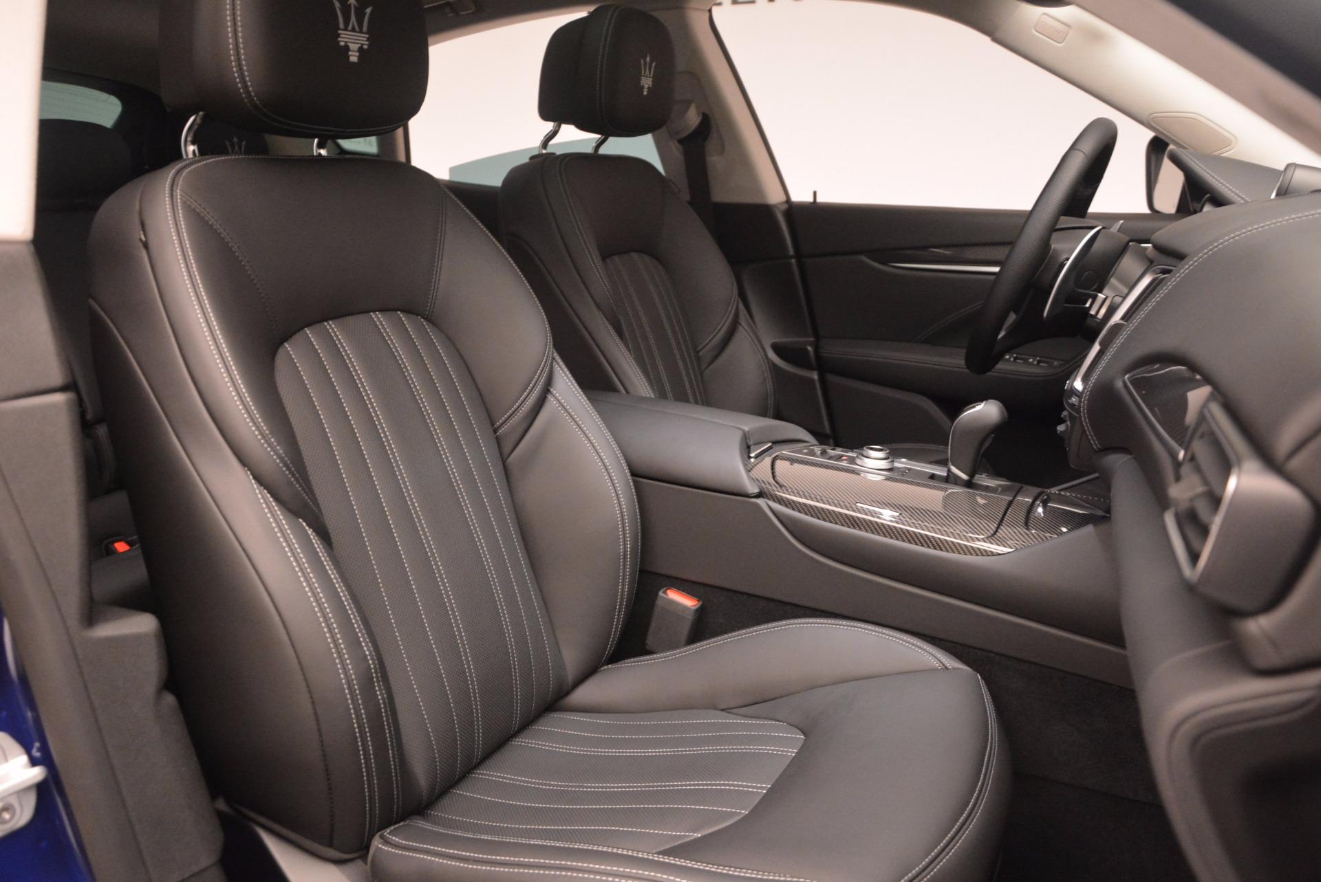 New 2017 Maserati Levante S For Sale In Greenwich, CT. Alfa Romeo of Greenwich, W511 949_p21