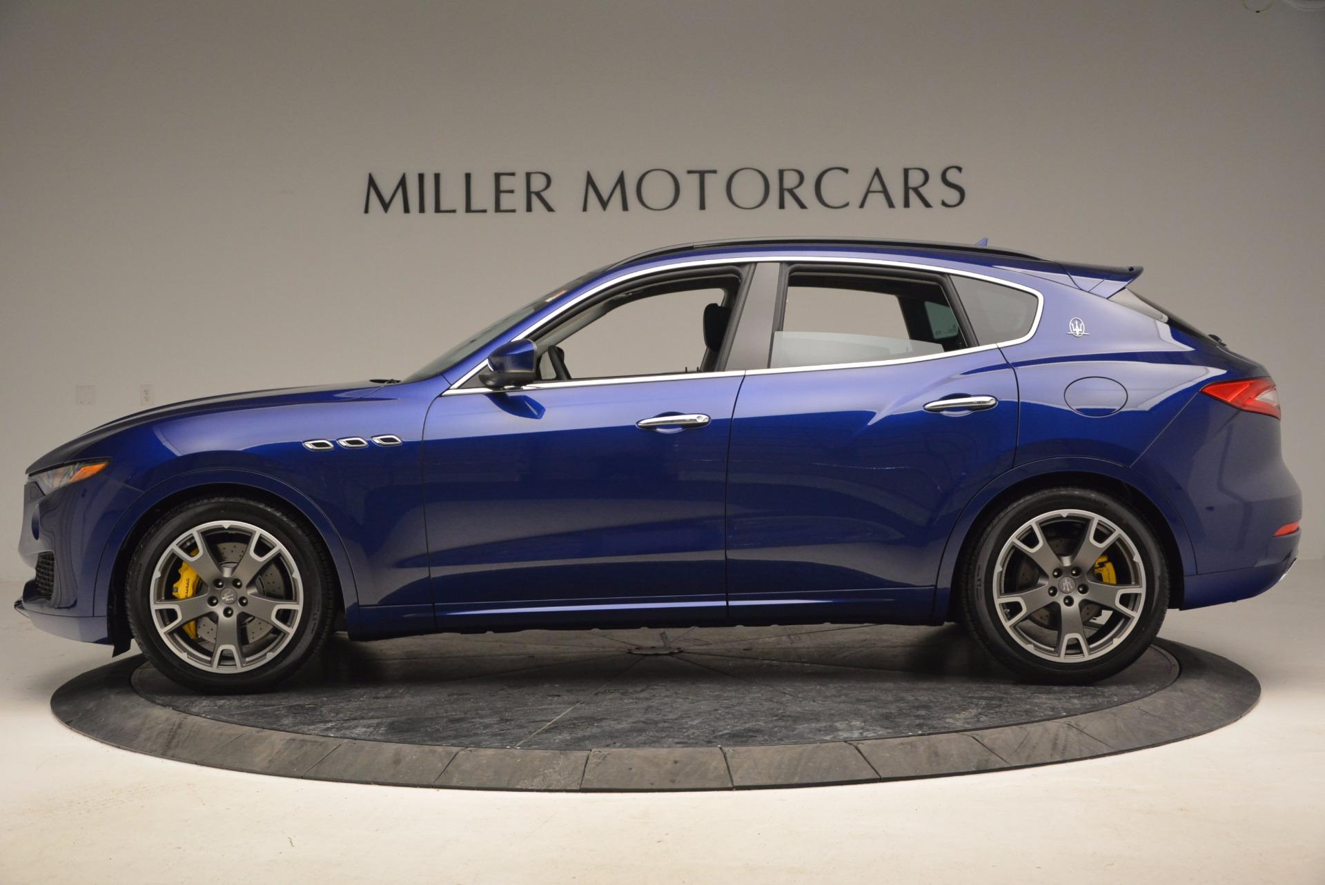 New 2017 Maserati Levante S For Sale In Greenwich, CT. Alfa Romeo of Greenwich, W511 949_p3