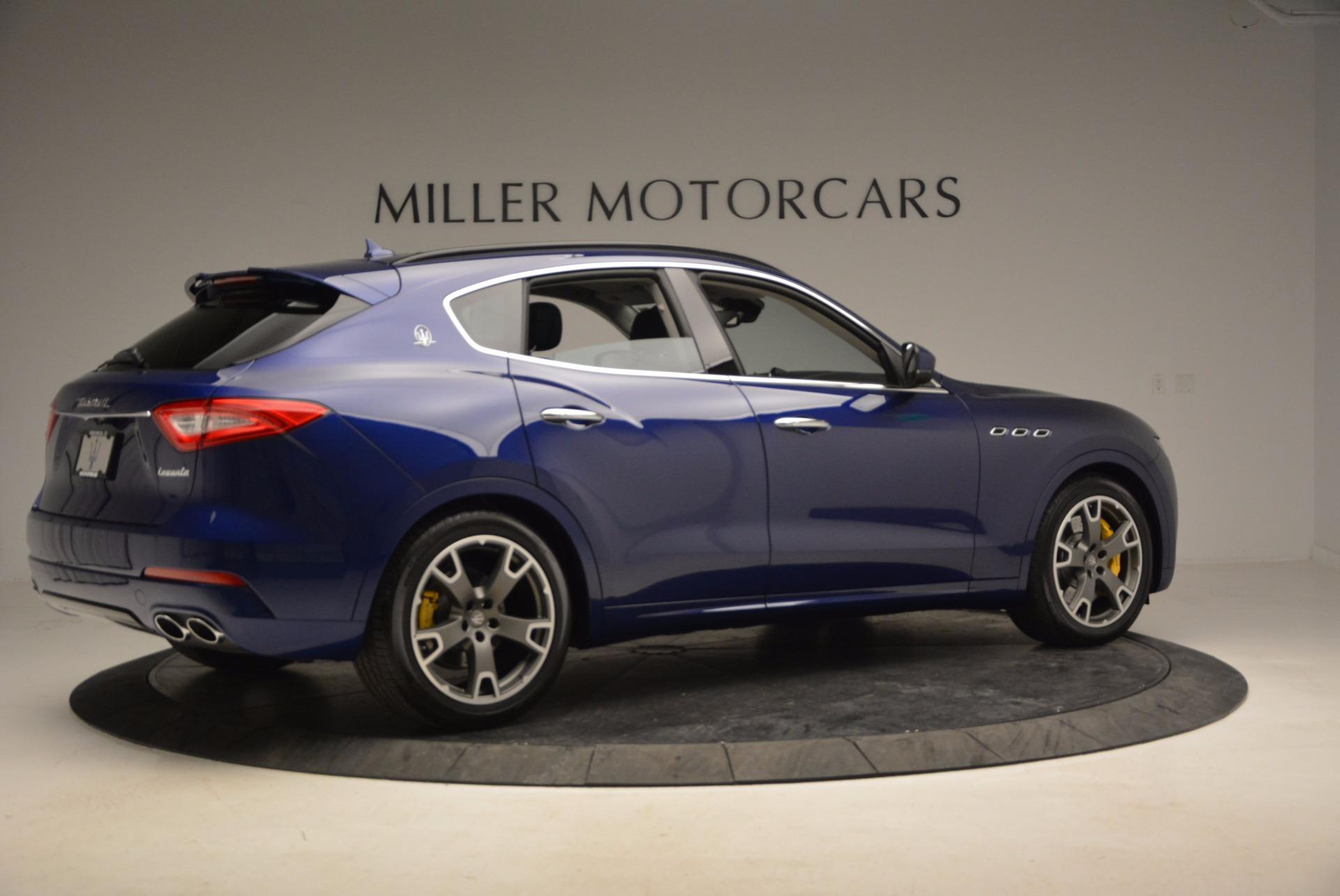 New 2017 Maserati Levante S For Sale In Greenwich, CT. Alfa Romeo of Greenwich, W511 949_p7
