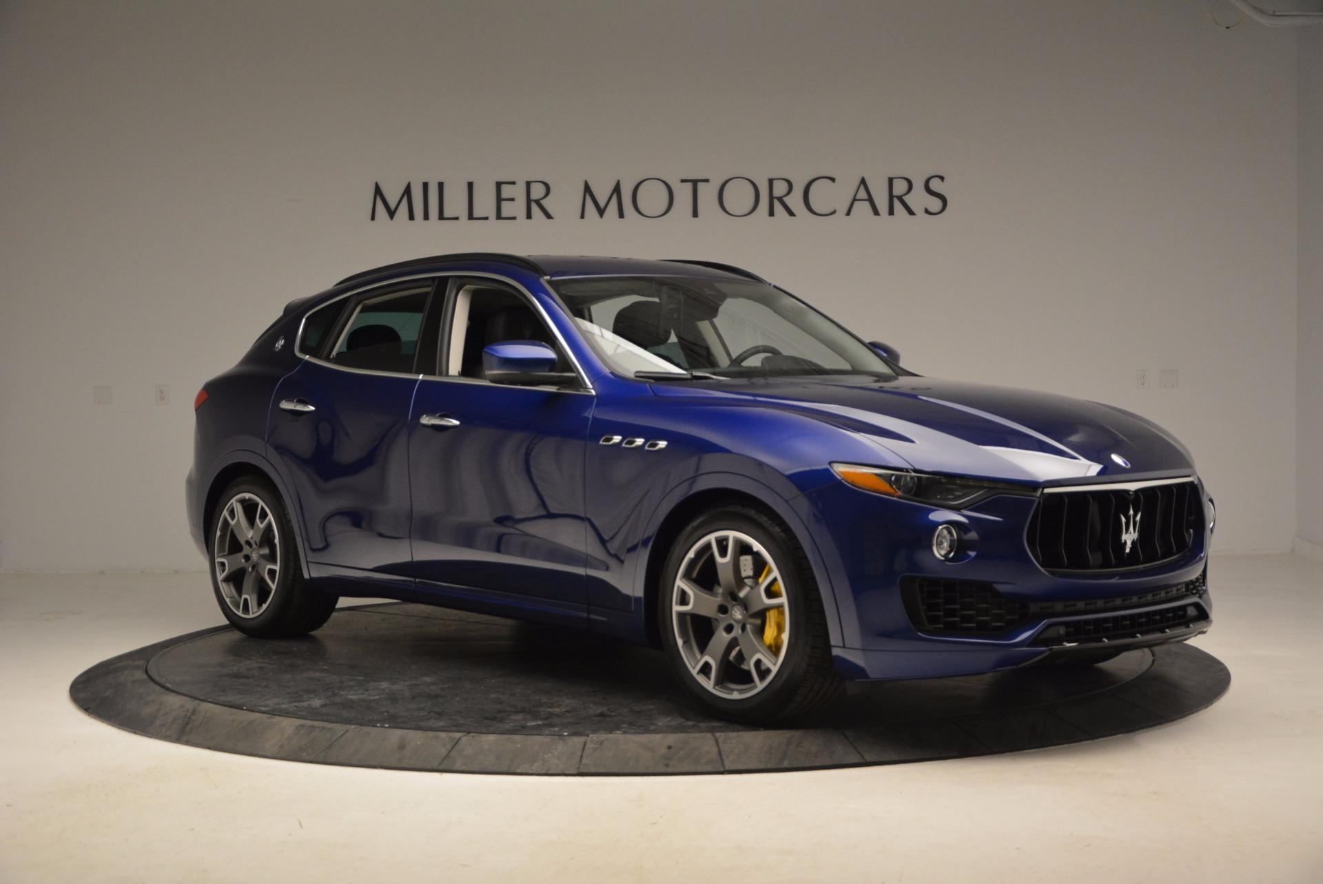 New 2017 Maserati Levante S For Sale In Greenwich, CT. Alfa Romeo of Greenwich, W511 949_p9