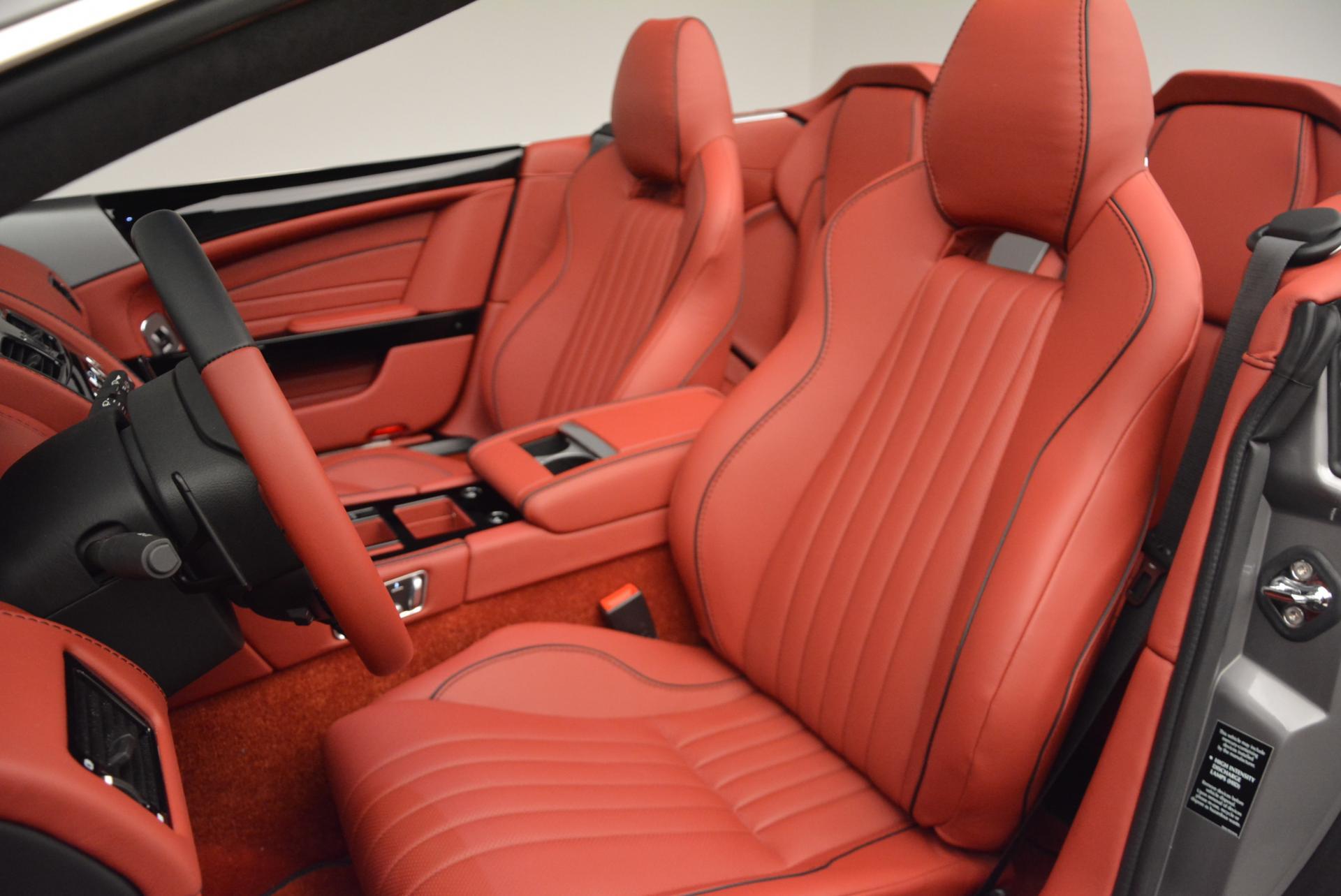 New 2016 Aston Martin DB9 GT Volante For Sale In Greenwich, CT. Alfa Romeo of Greenwich, A1168 95_p21