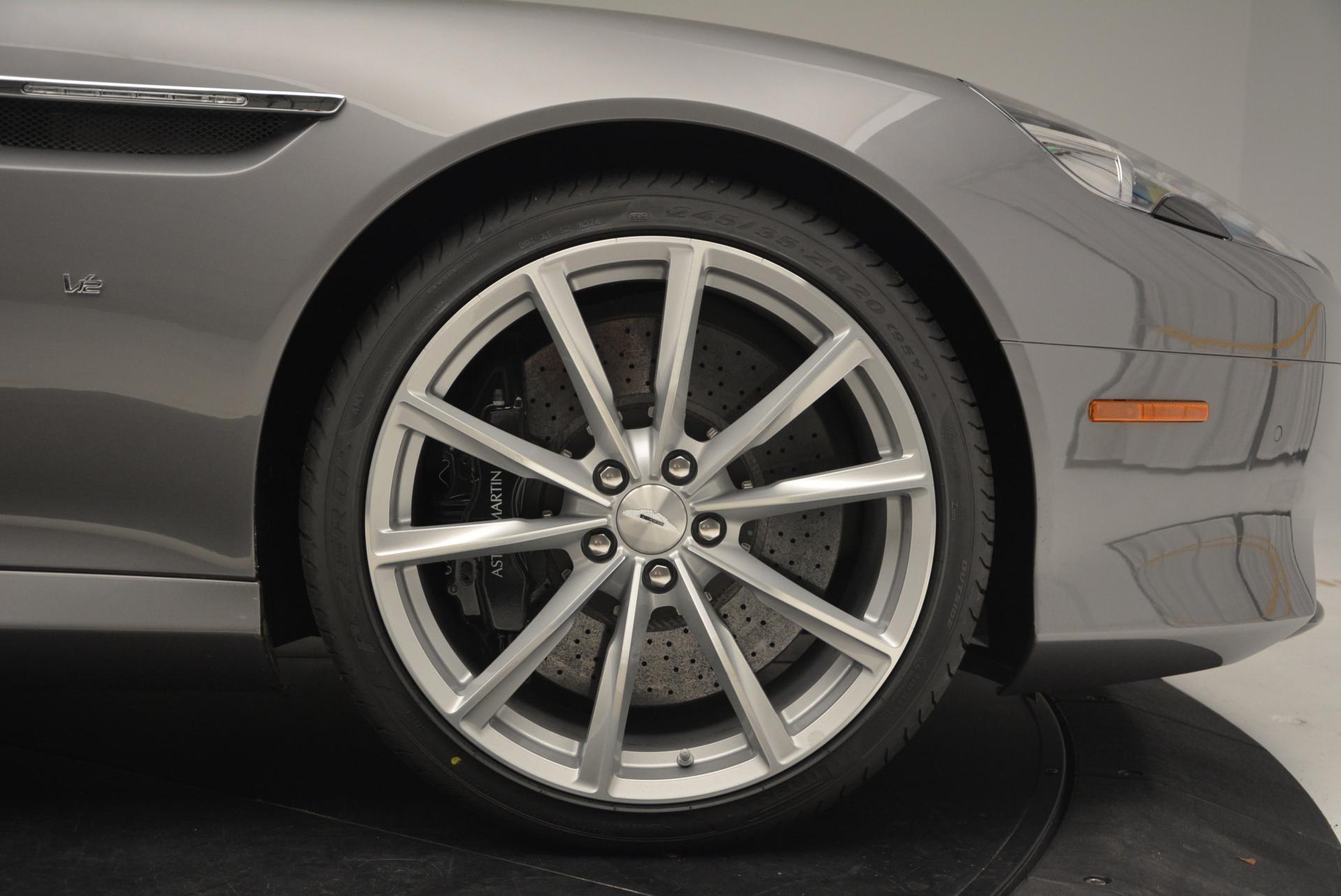 New 2016 Aston Martin DB9 GT Volante For Sale In Greenwich, CT. Alfa Romeo of Greenwich, A1168 95_p23