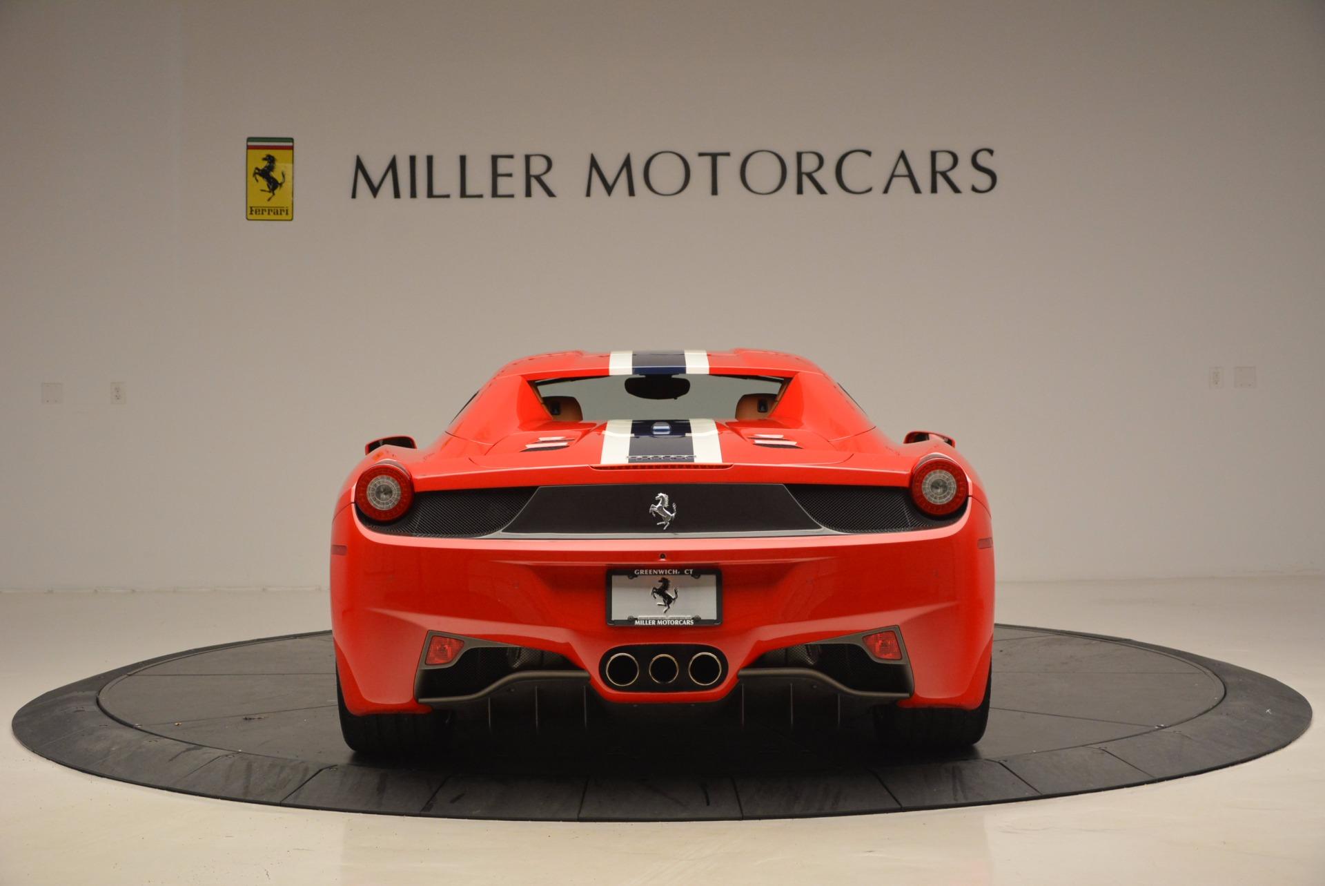 Used 2014 Ferrari 458 Spider  For Sale In Greenwich, CT. Alfa Romeo of Greenwich, F1773A 952_p18