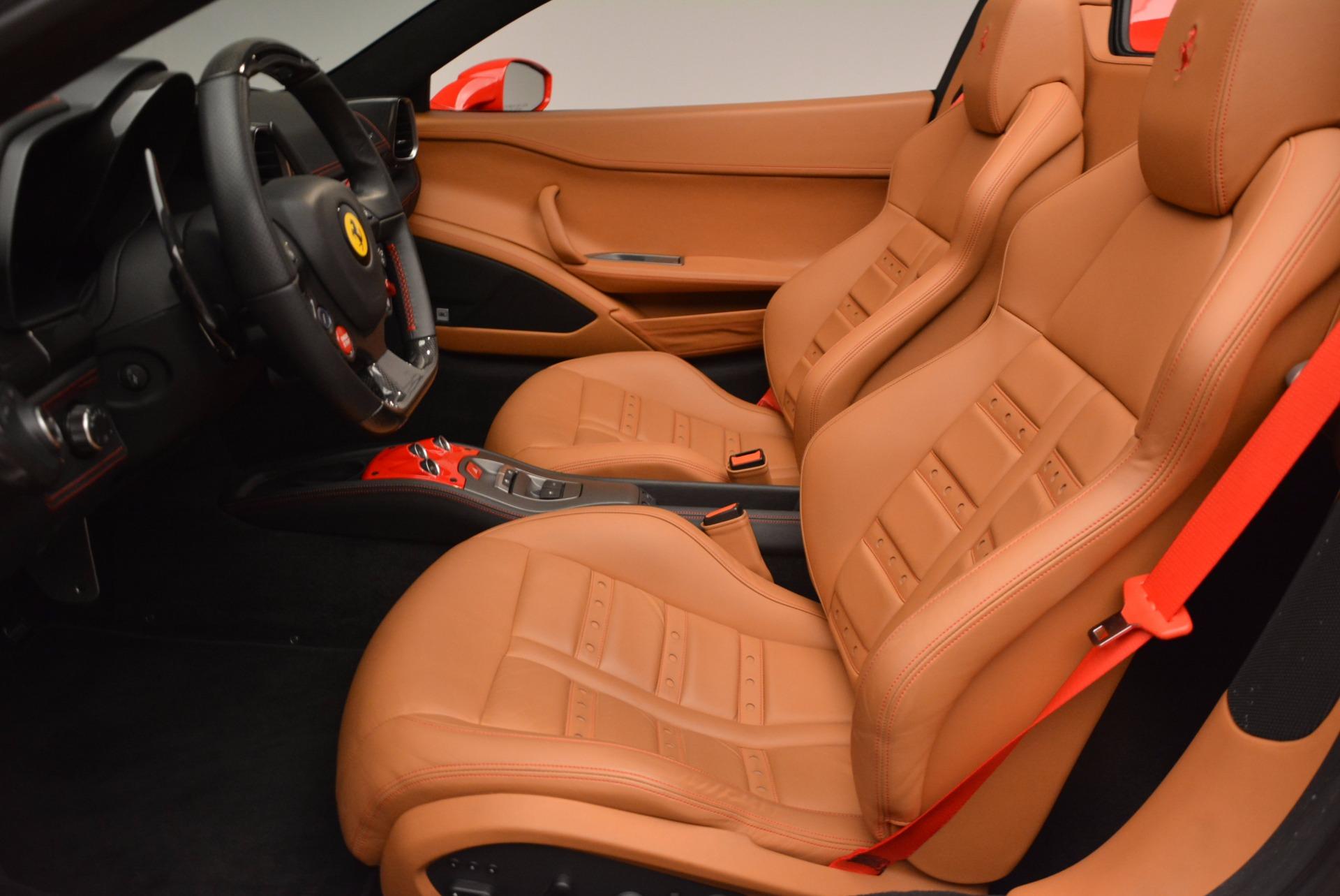 Used 2014 Ferrari 458 Spider  For Sale In Greenwich, CT. Alfa Romeo of Greenwich, F1773A 952_p26