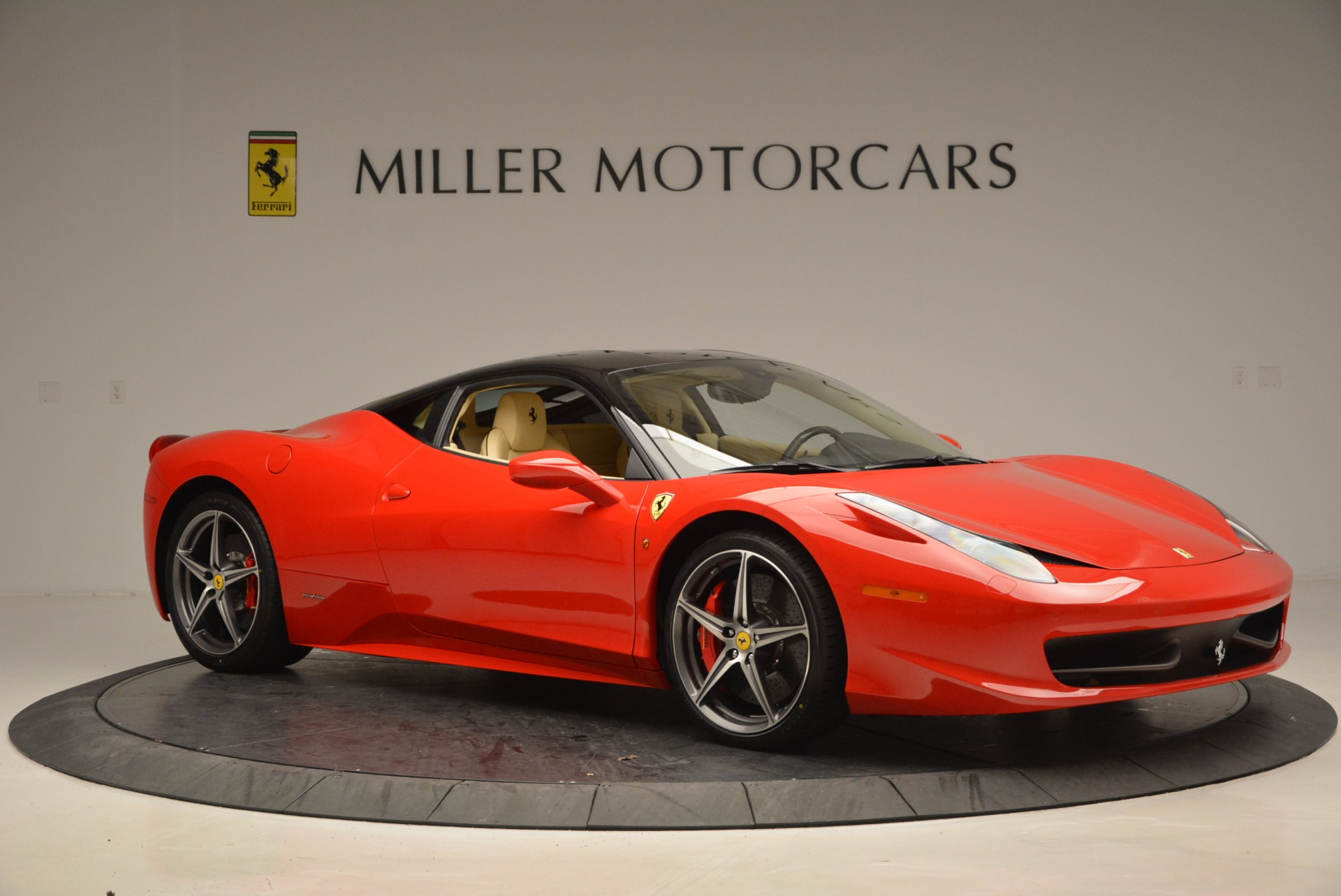 Used 2011 Ferrari 458 Italia  For Sale In Greenwich, CT. Alfa Romeo of Greenwich, 4379 953_p10