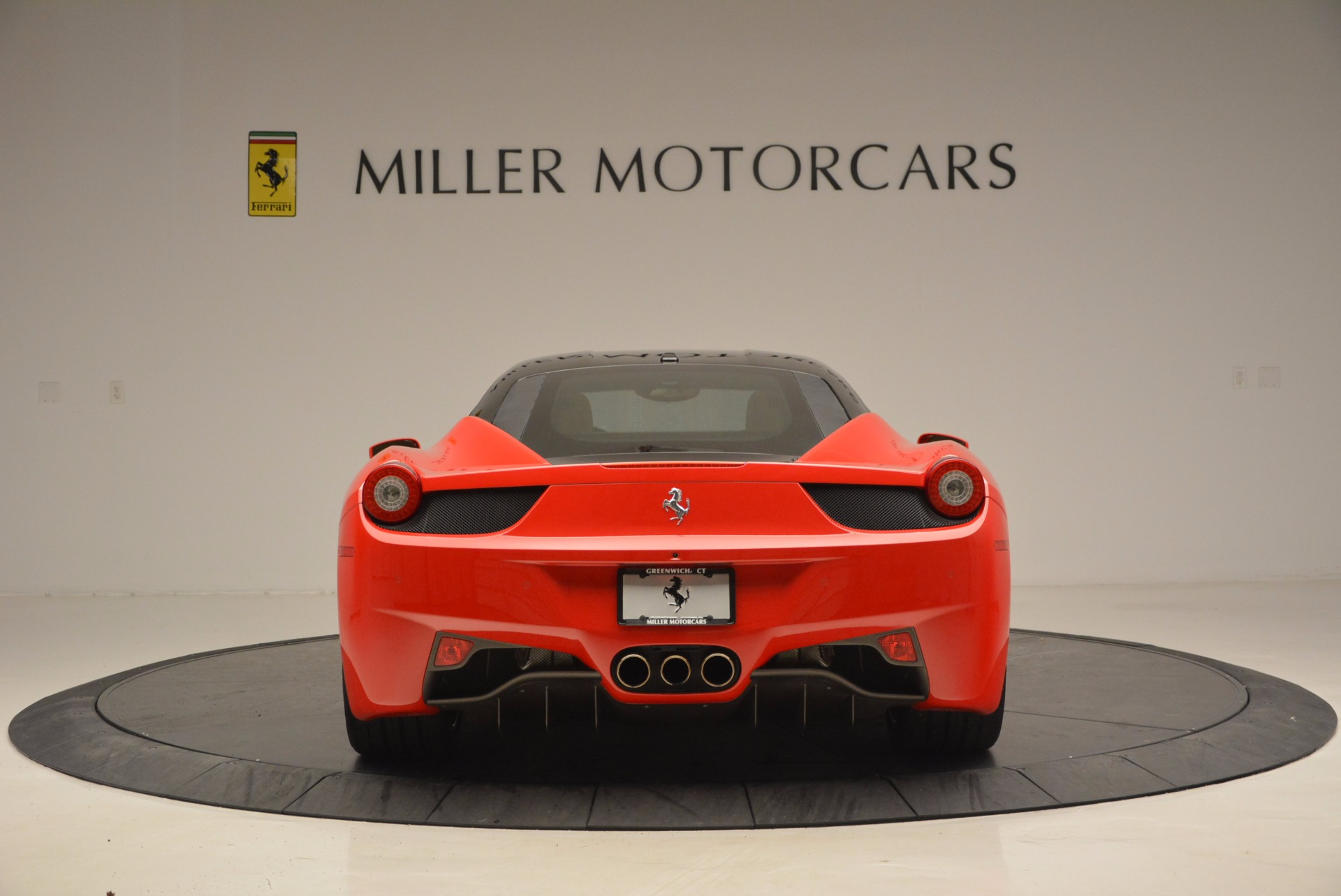 Used 2011 Ferrari 458 Italia  For Sale In Greenwich, CT. Alfa Romeo of Greenwich, 4379 953_p6